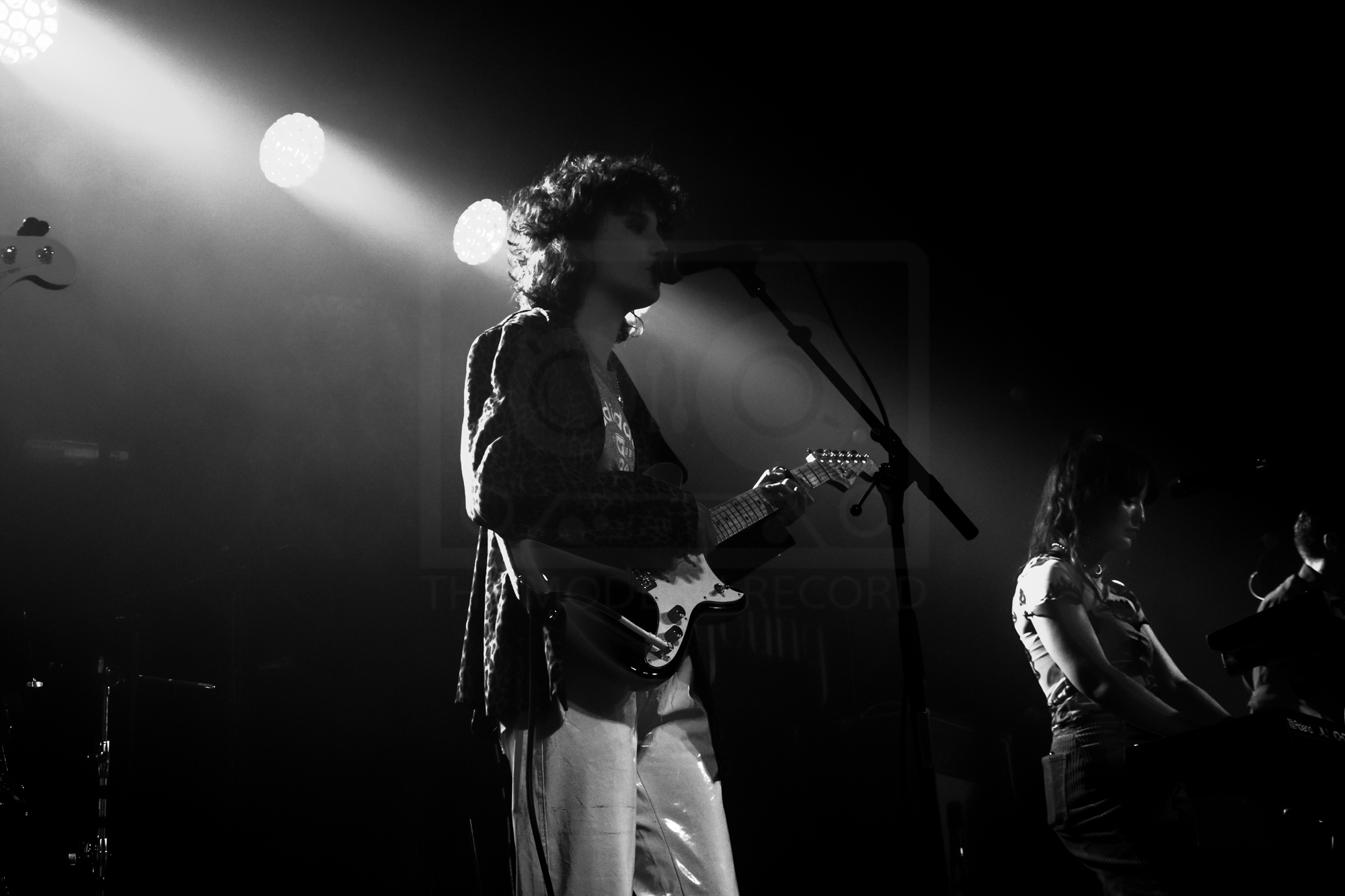 - Phoebe Green supporting Sundara Karma - Barrowland Glasgow - 2nd April 2019  - Picture by - James Edmond Photography-2.jpg
