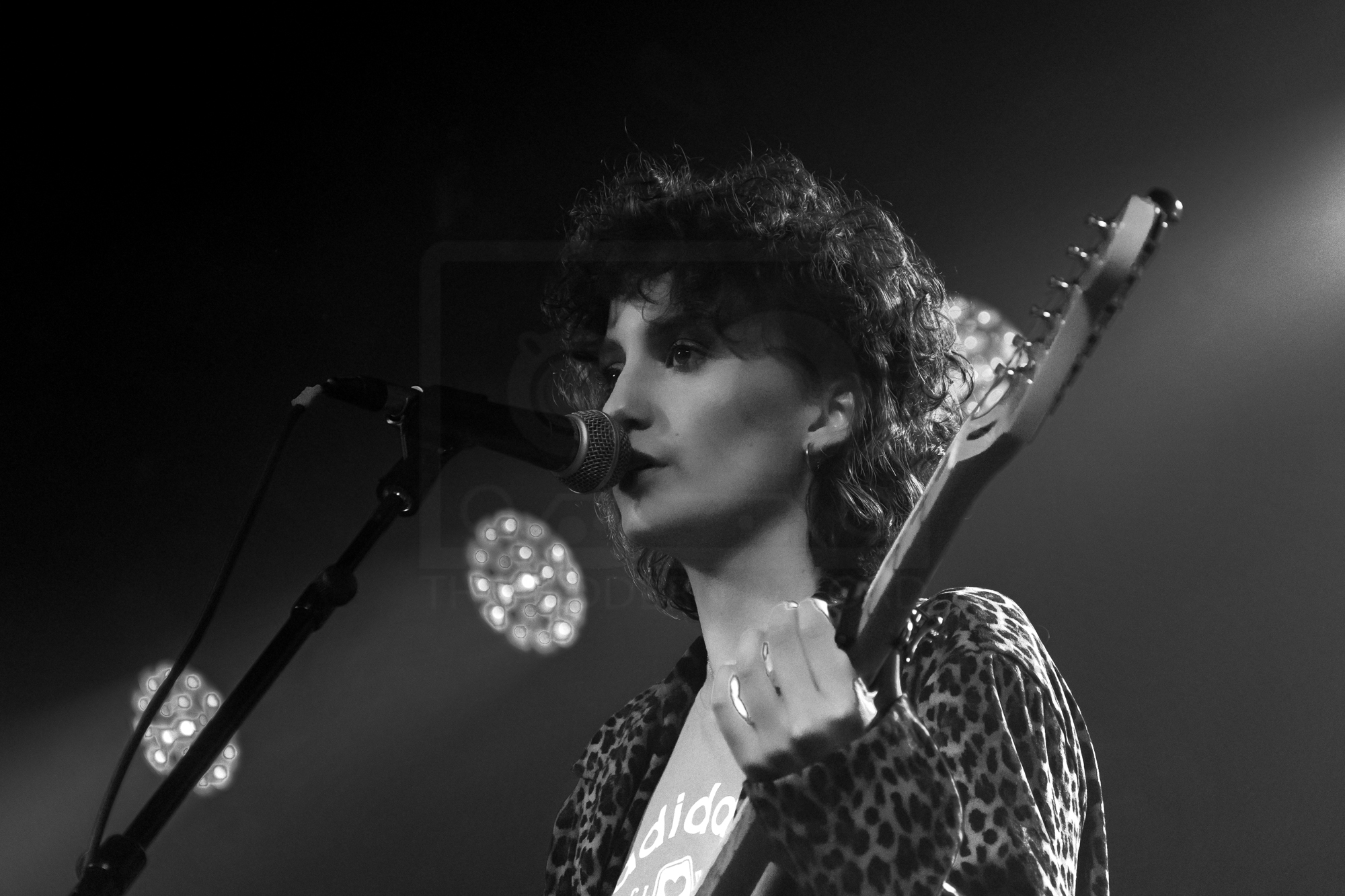 - Phoebe Green supporting Sundara Karma - Barrowland Glasgow - 2nd April 2019  - Picture by - James Edmond Photography-1.jpg