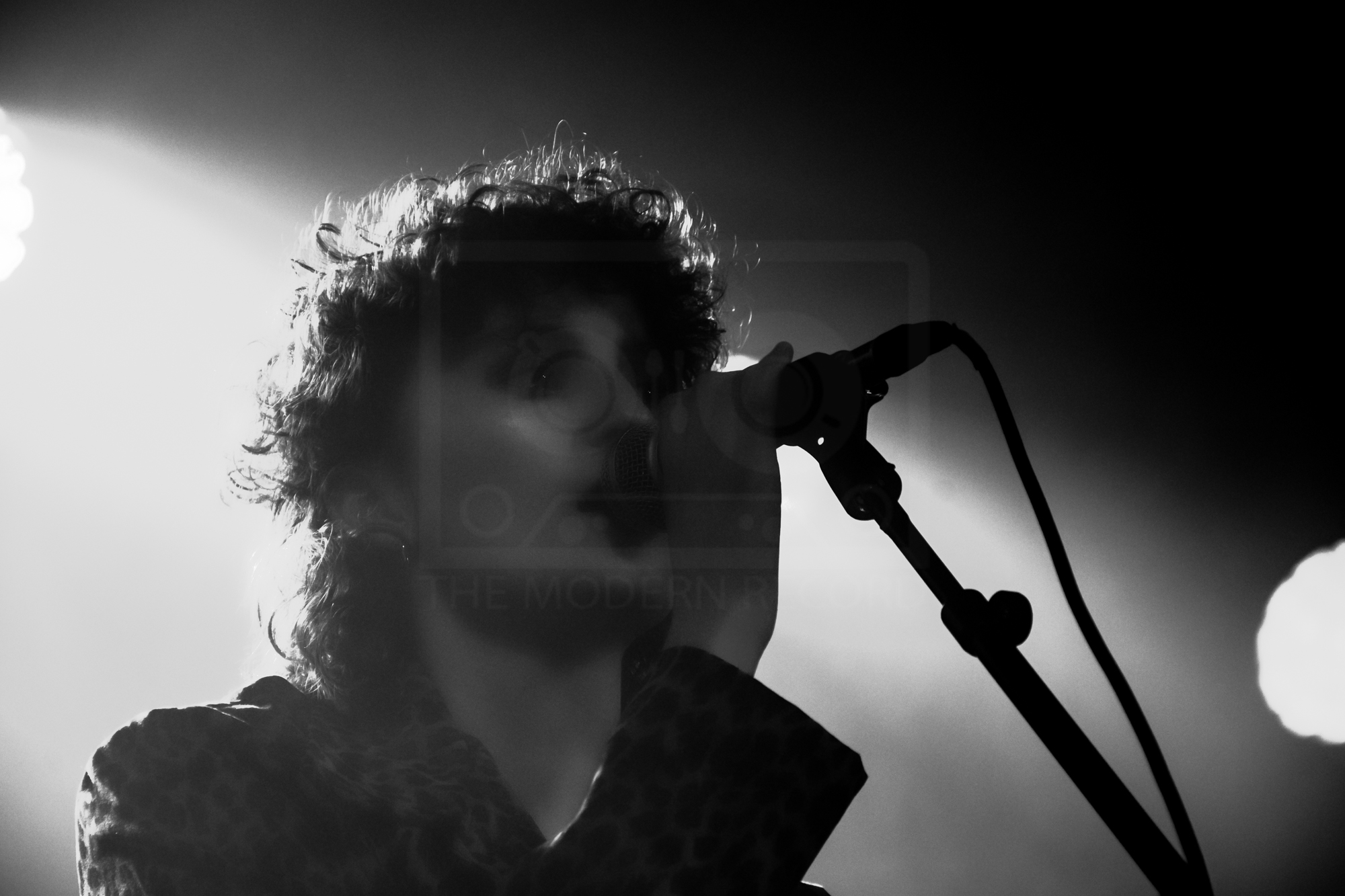 - Phoebe Green supporting Sundara Karma - Barrowland Glasgow - 2nd April 2019  - Picture by - James Edmond Photography-4.jpg
