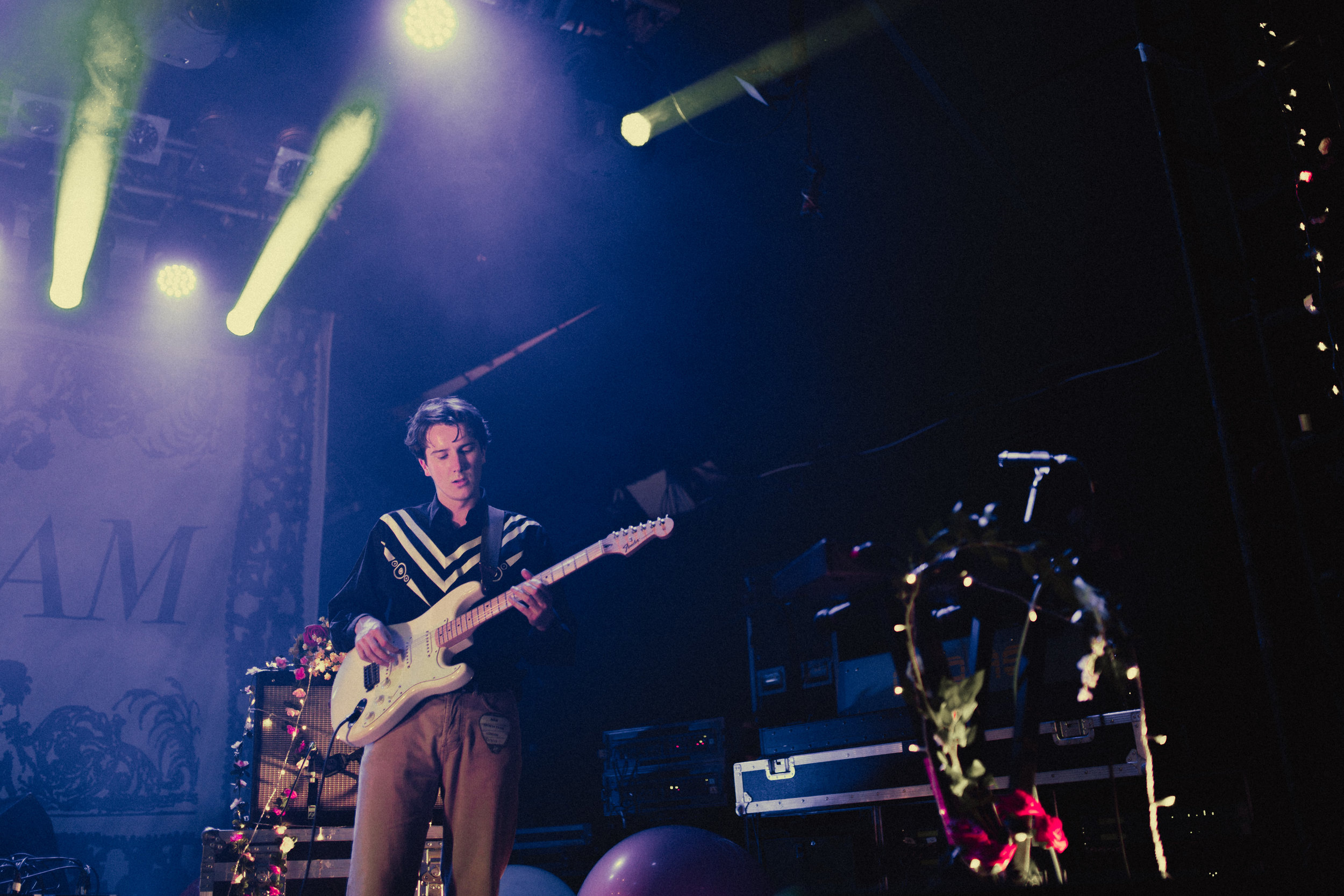 SPORTS TEAM PERFORMING AT LONDON'S ELECTRIC BALLROOM - 22.03.2019  PICTURE BY: RYAN LAURICOURT