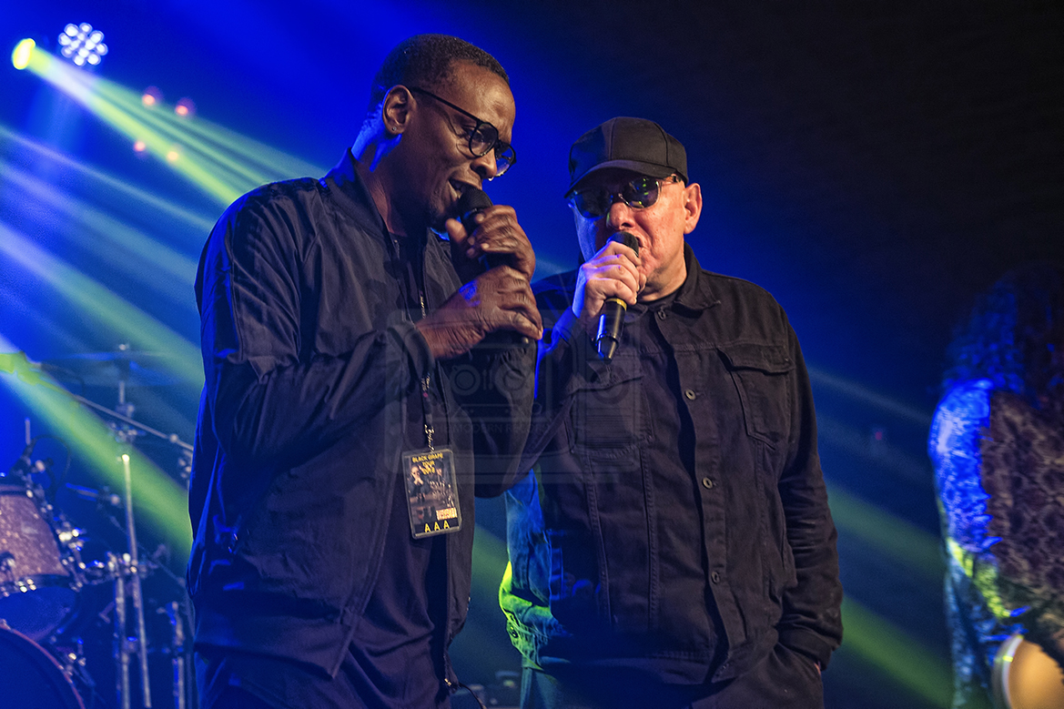 BLACK GRAPE PERFORMING AT GLASGOW'S GARAGE - 04.04.2019  PICTURE BY: STUART WESTWOOD PHOTOGRAPHY