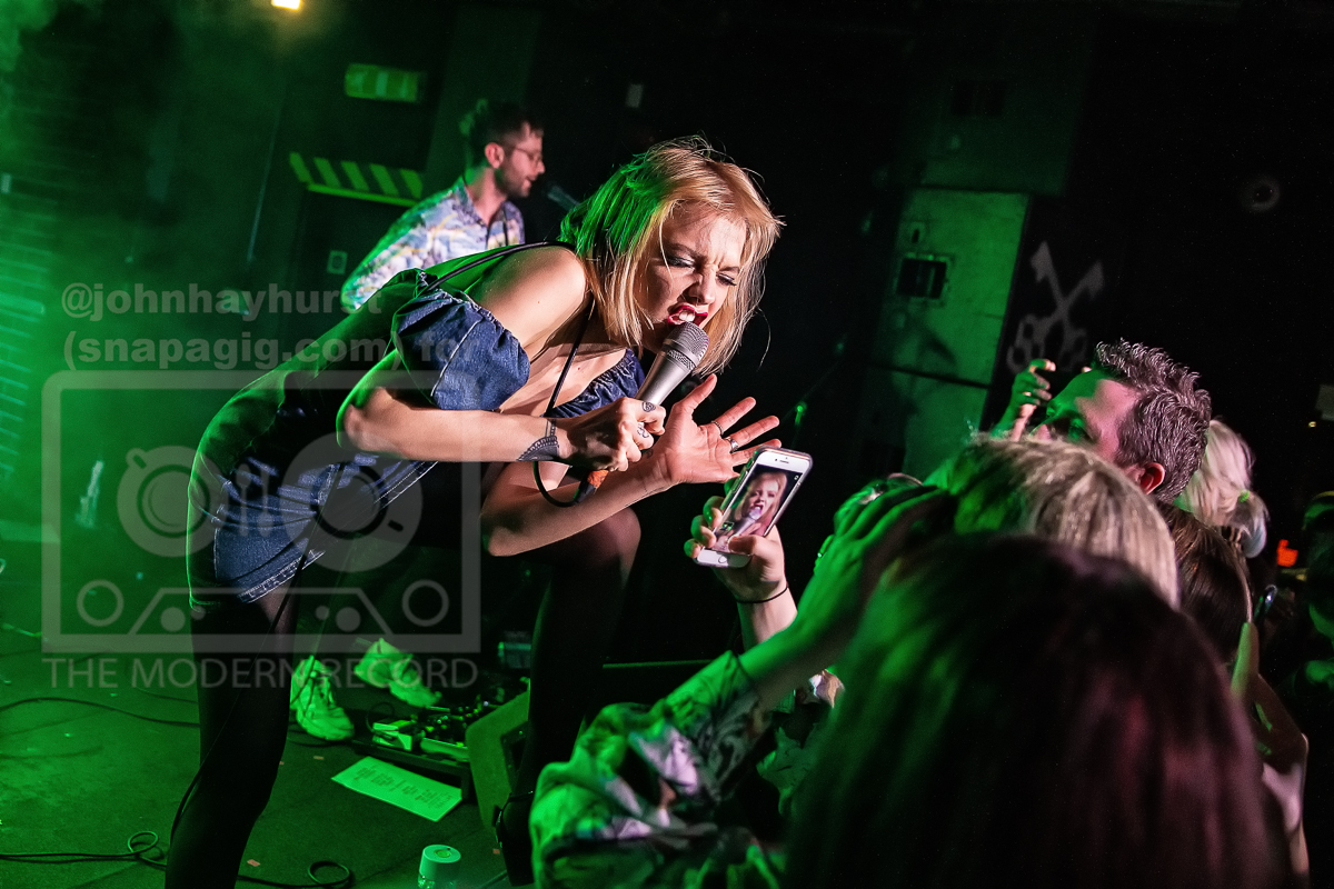 ANTEROS PERFORMING AT LEEDS KEY CLUB - 20.04.2019  PICTURE BY: JOHN HAYHURST @SNAPAGIG.COM