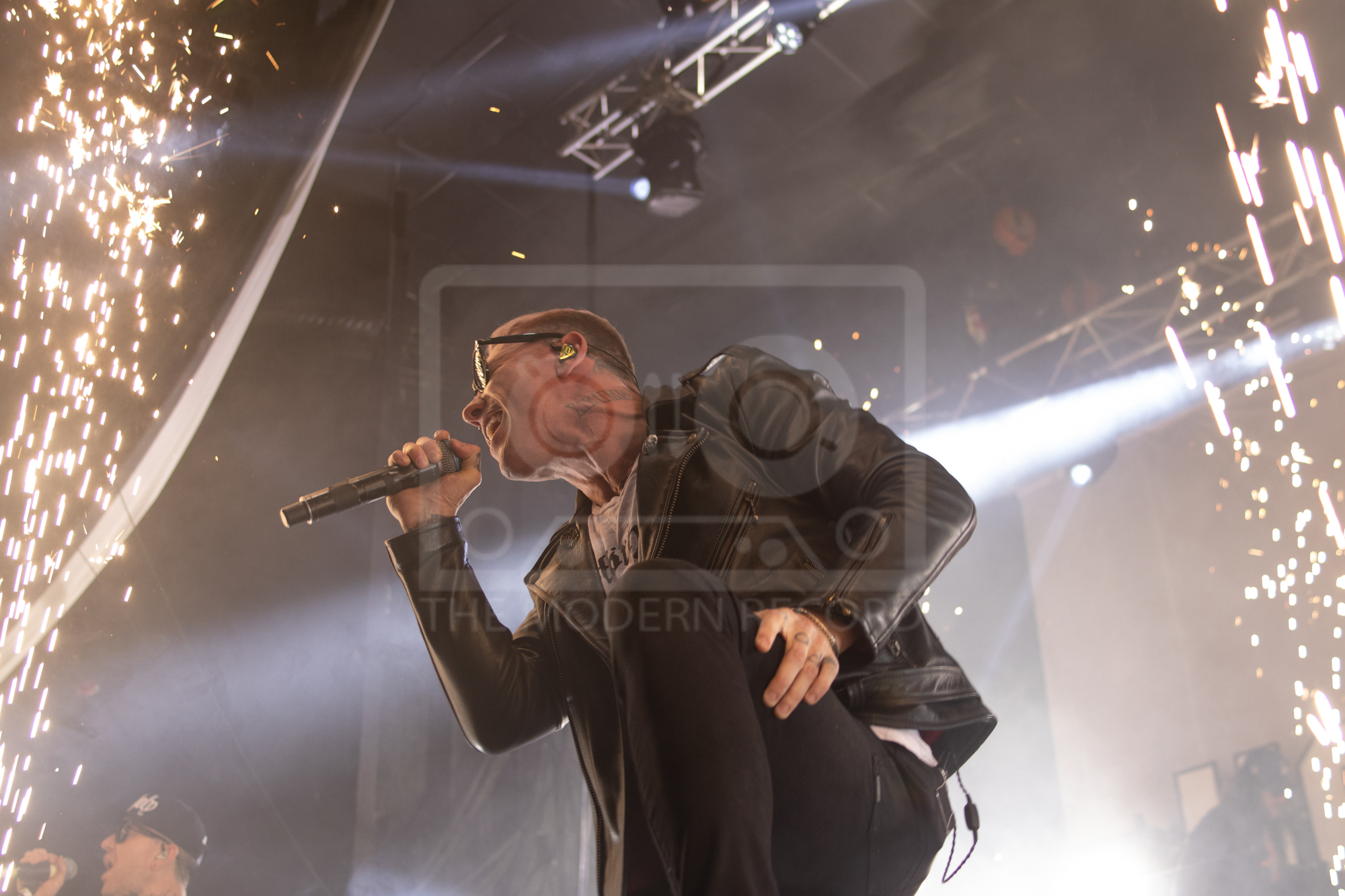 HOLLYWOOD UNDEAD PERFORMING AT NEWCASTLE'S O2 ACADEMY 30.04.19  PICTURE BY: WILL GORMAN PHOTOGRAPHY