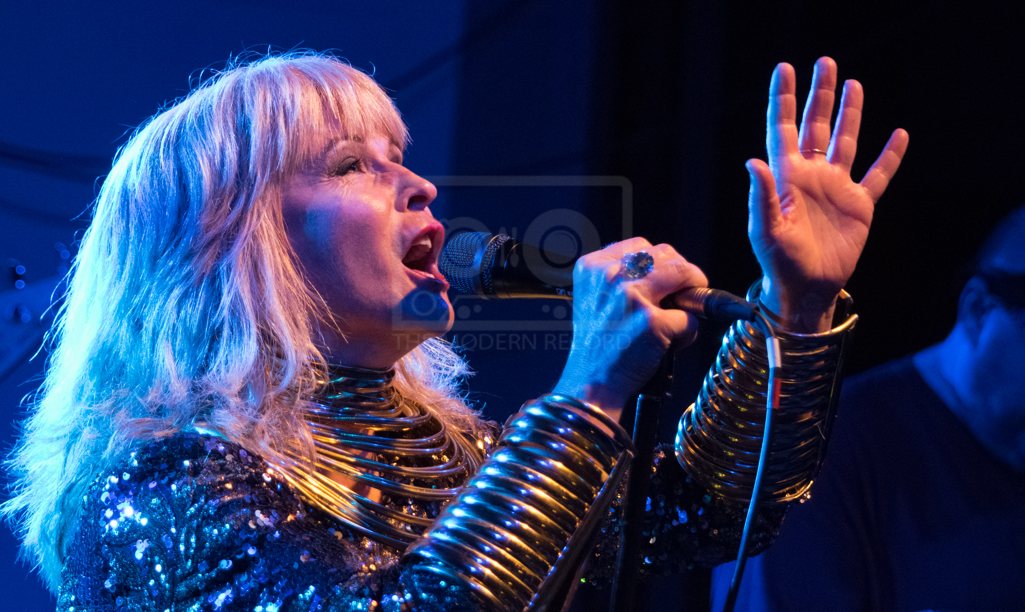 TOYAH PERFORMING AT GLASGOW'S CLASSIC GRAND - 28.04.2019  PICTURE BY: STEPHEN WILSON PHOTOGRAPHY