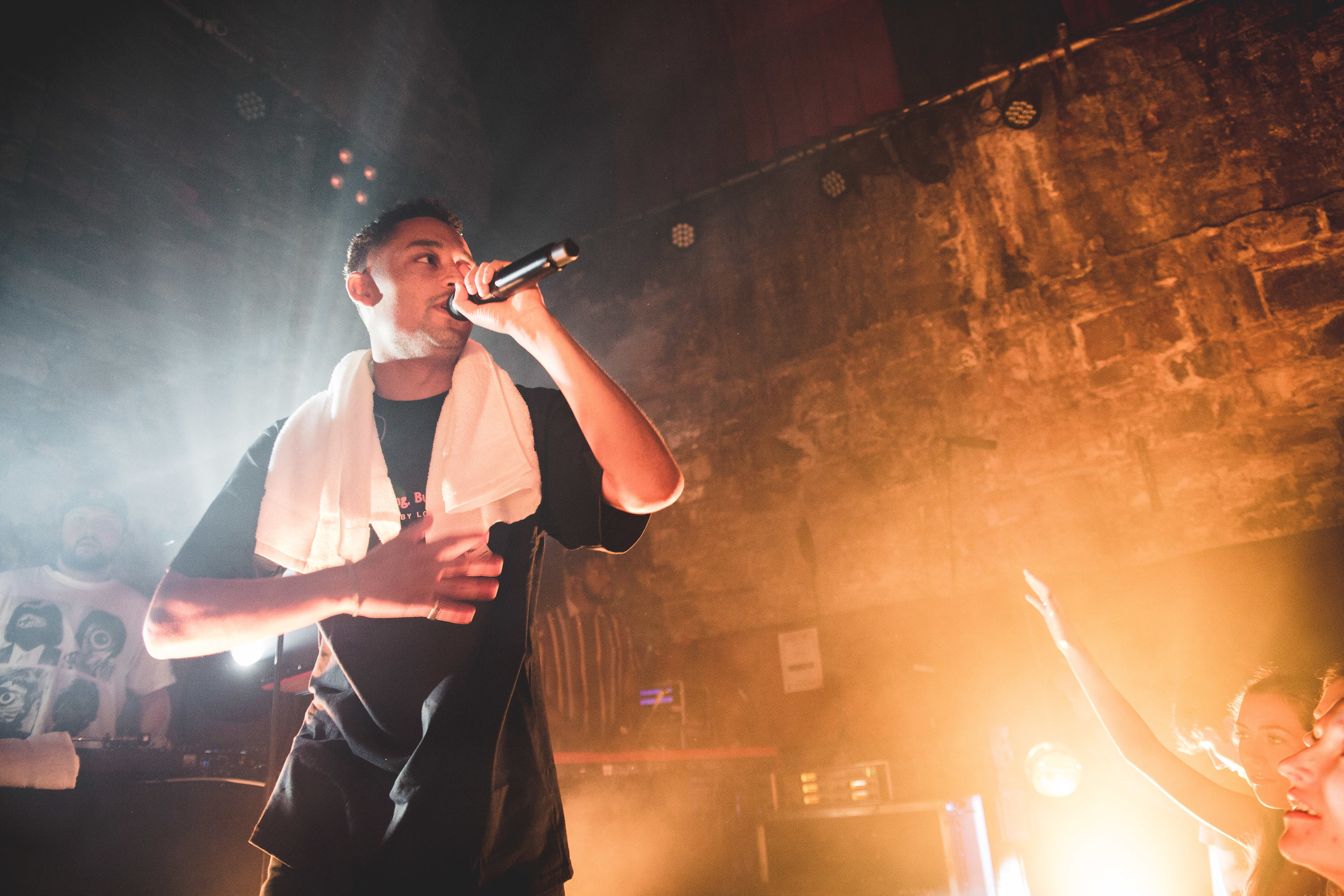 LOYLE CARNER PERFORMING AT EDINBURGH'S CAVES - 28.04.2019  PICTURE BY: FINDLAY MACDONALD PHOTOGRAPHY