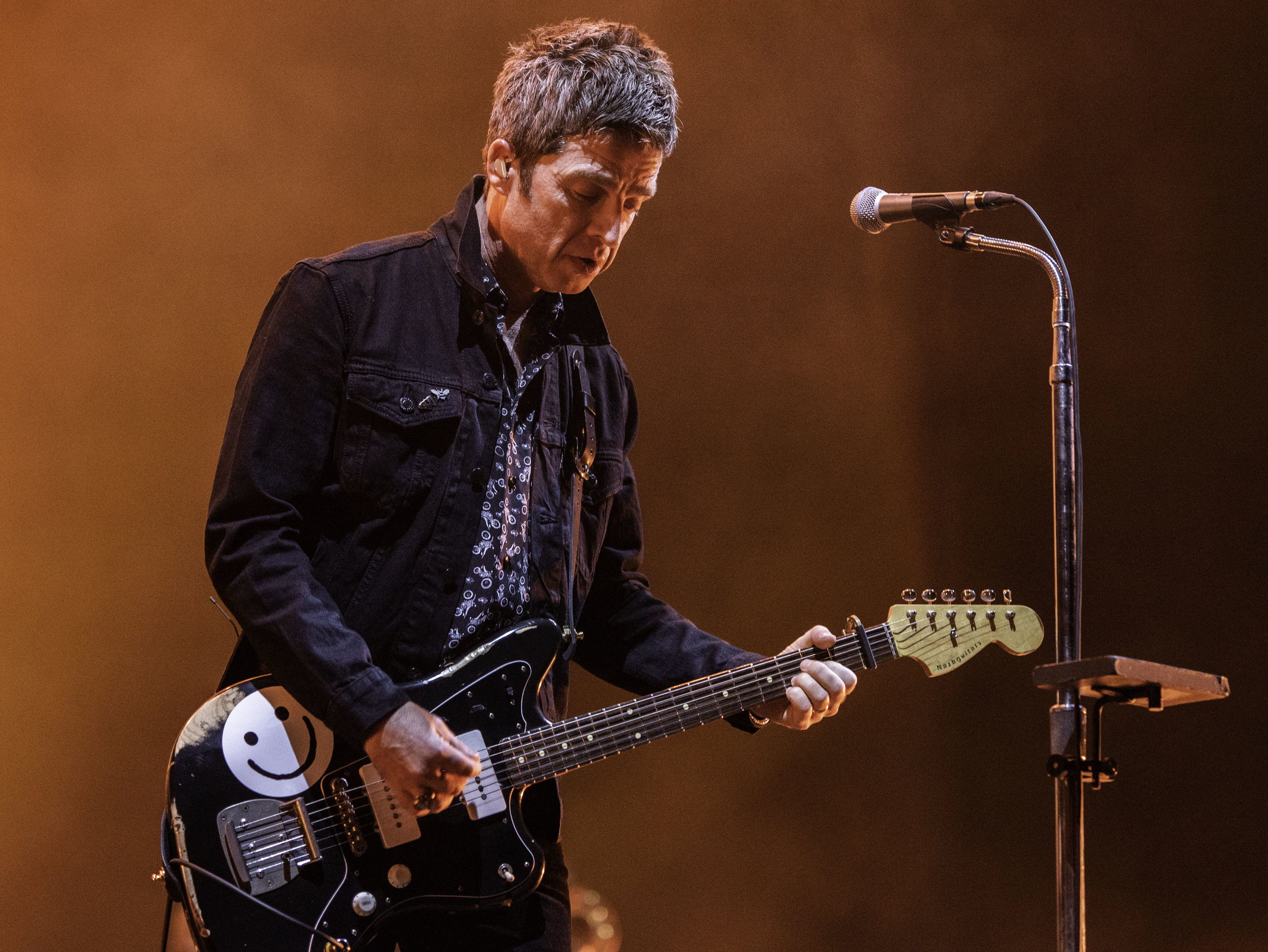 05  - Noel Gallagher's High Flying Birds kicking off their UK Summer Tour to packout Edinburgh Playhouse on a Tuesday evening - 7th May 2019 - Picture by - Calum Buchan Photography.jpg