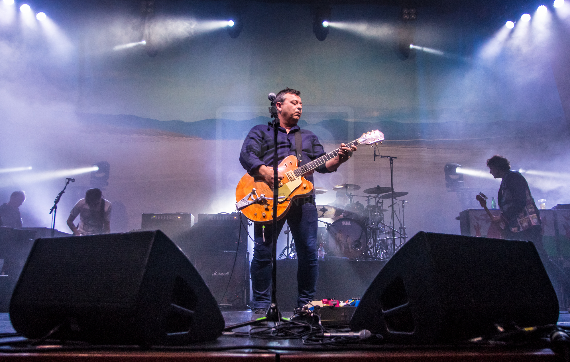 MANIC STREET PREACHERS PERFORMING AT EDINBURGH'S USHER HALL - 26.05.2019  PICTURE BY: | STEPHEN WILSON PHOTOGRAPHY