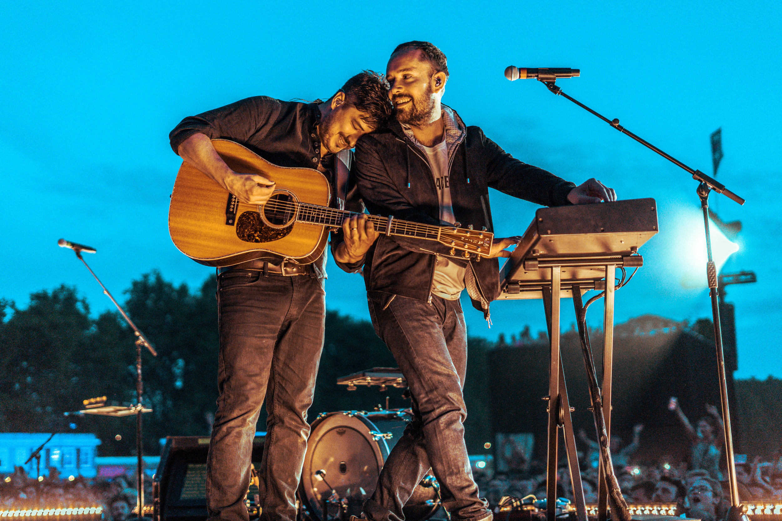 MUMFORD & SONS HEADLINING ALL POINTS EAST FESTIVAL - 01.06.2019  PICTURE BY: HOLLIE TURNER PHOTOGRAPHY