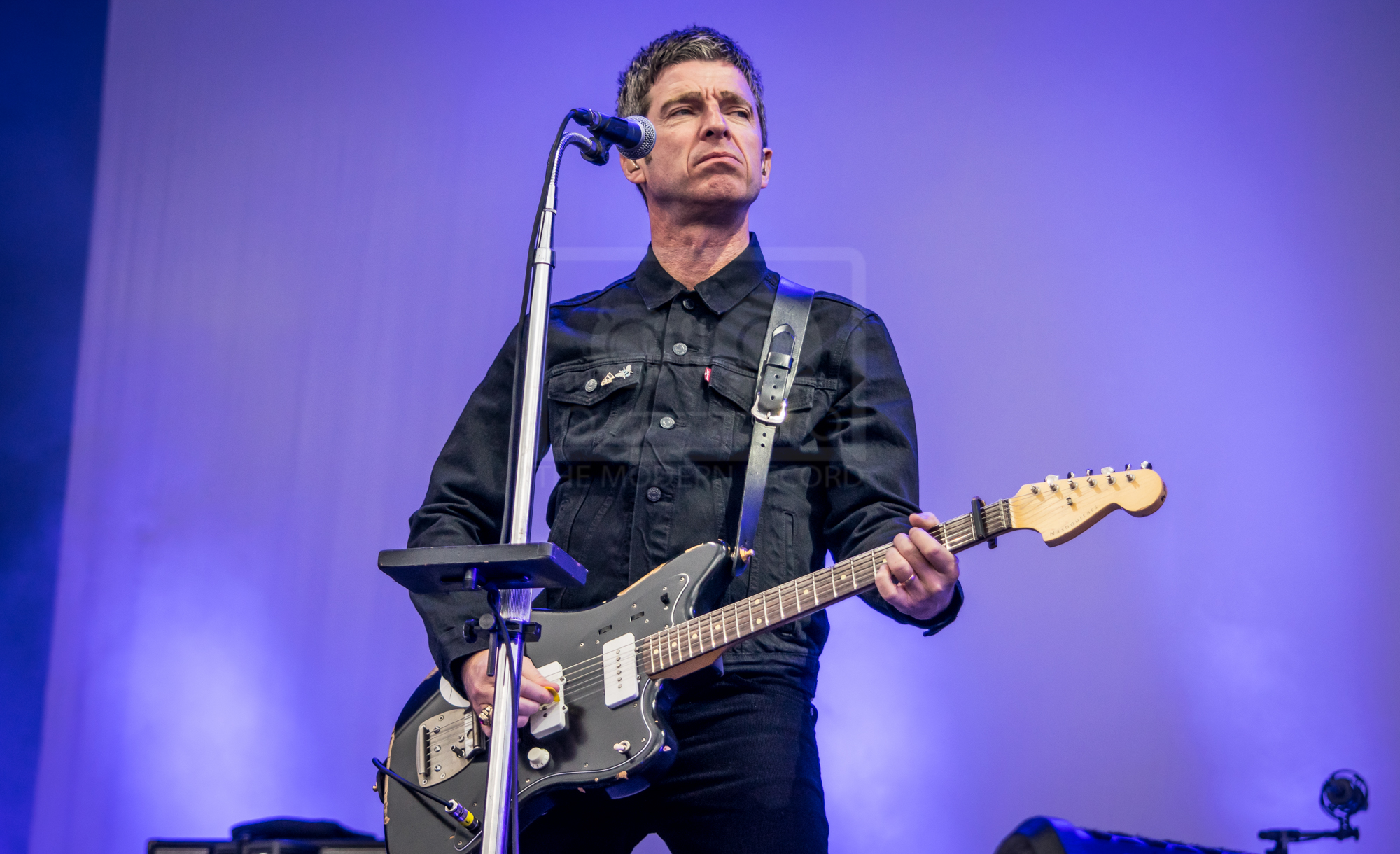 NOEL GALLAGHER'S HIGH FLYING BIRDS PERFORMING AT INVERNESS'S BUGHT PARK - 08.06.2019  PICTURE BY: STEPHEN WILSON PHOTOGRAPHY