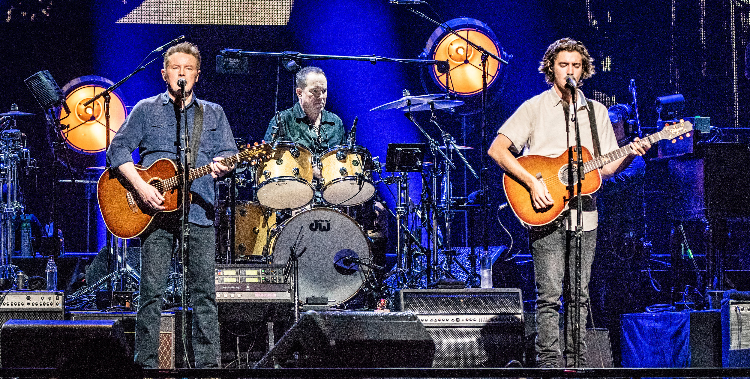 EAGLES PERFORMING AT GLASGOW'S SSE HYDRO - 04.07.2019  PICTURE BY: CALUM BUCHAN PHOTOGRAPHY
