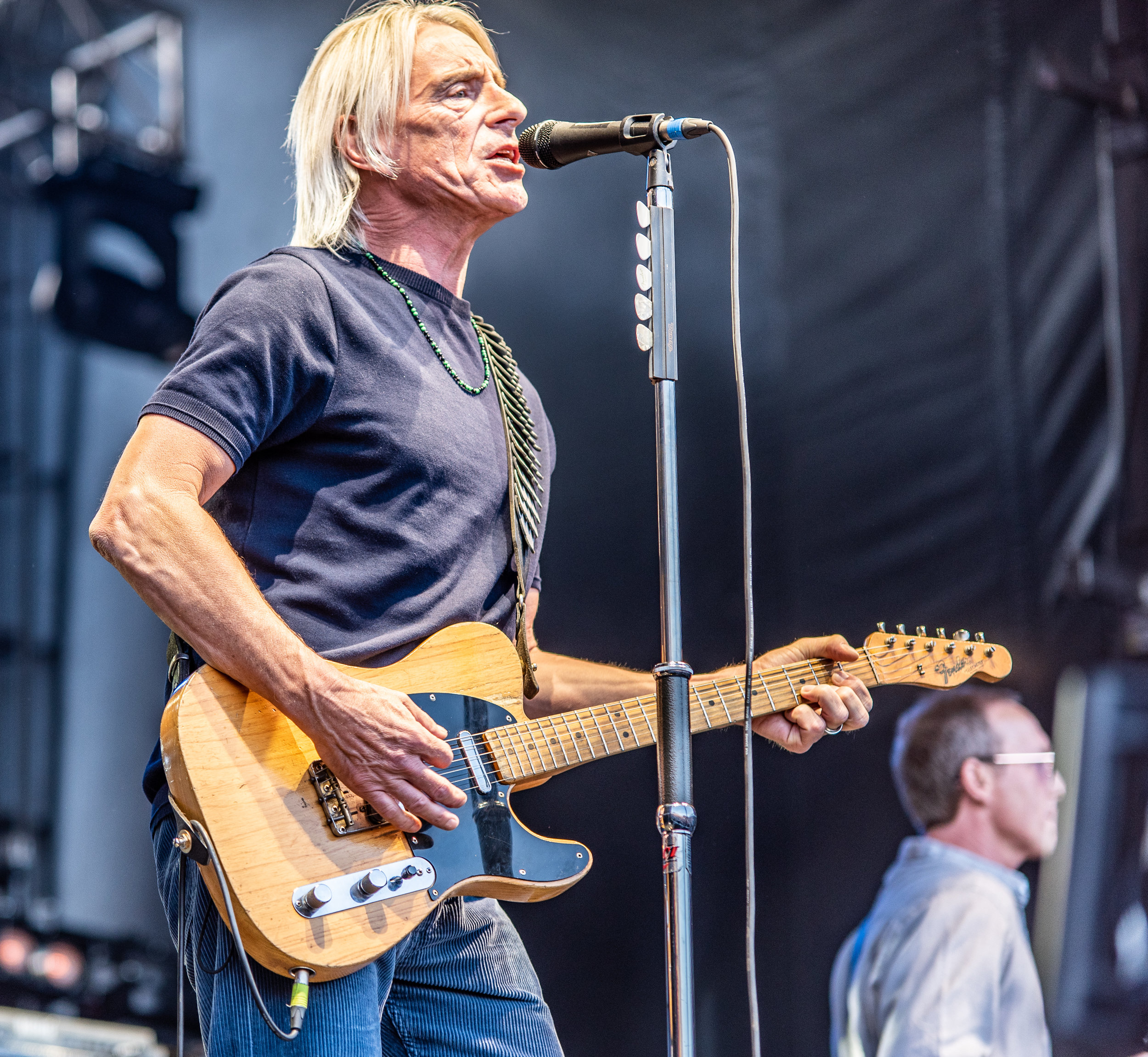 PAUL WELLER PERFORMING AT EDINBURGH CASTLE - 11.07.2019  PICTURE BY: | CALUM BUCHAN PHOTOGRAPHY