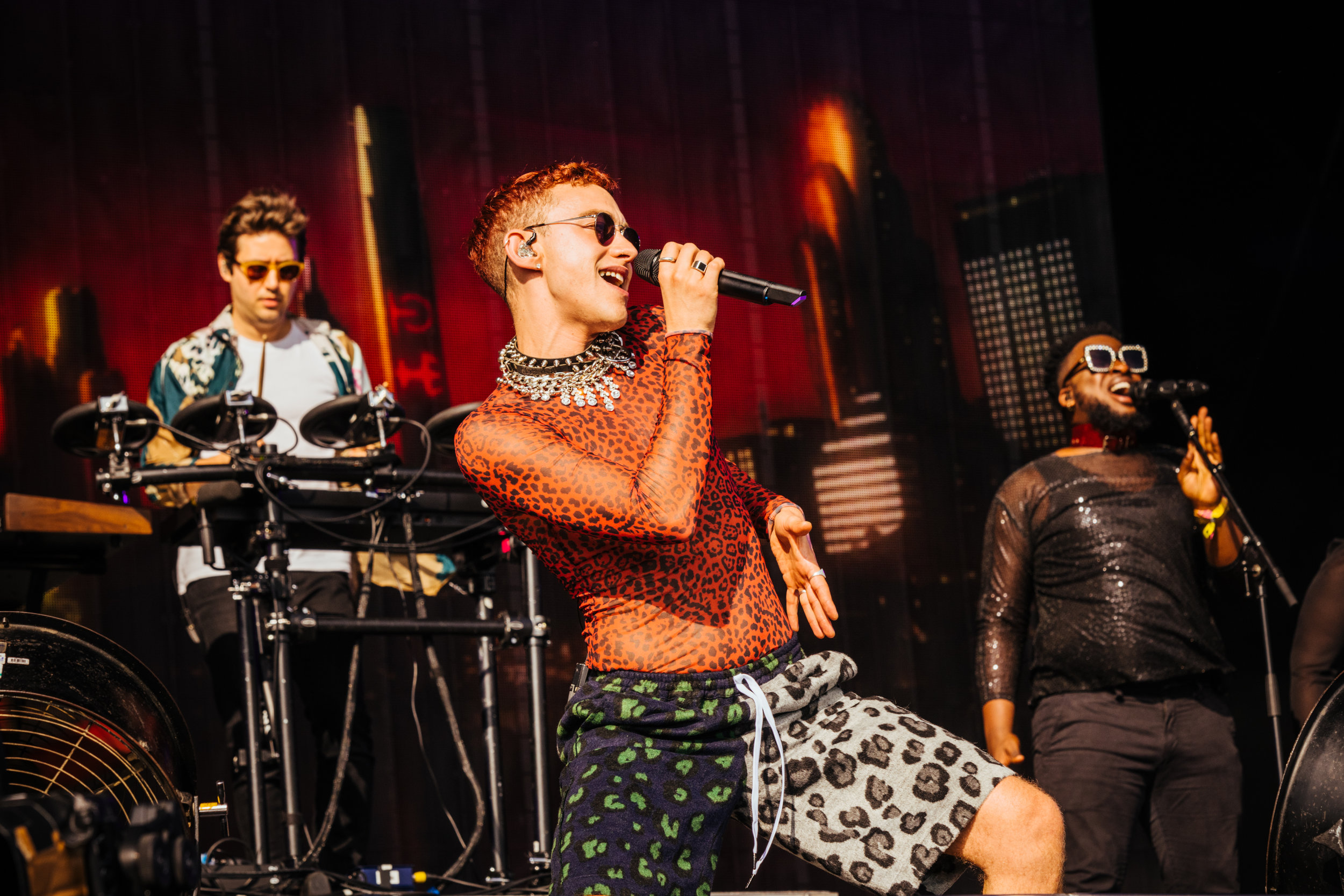 YEARS & YEARS PERFORMING AT TRNSMT FESTIVAL 2019  Picture By: Gaelle Beri