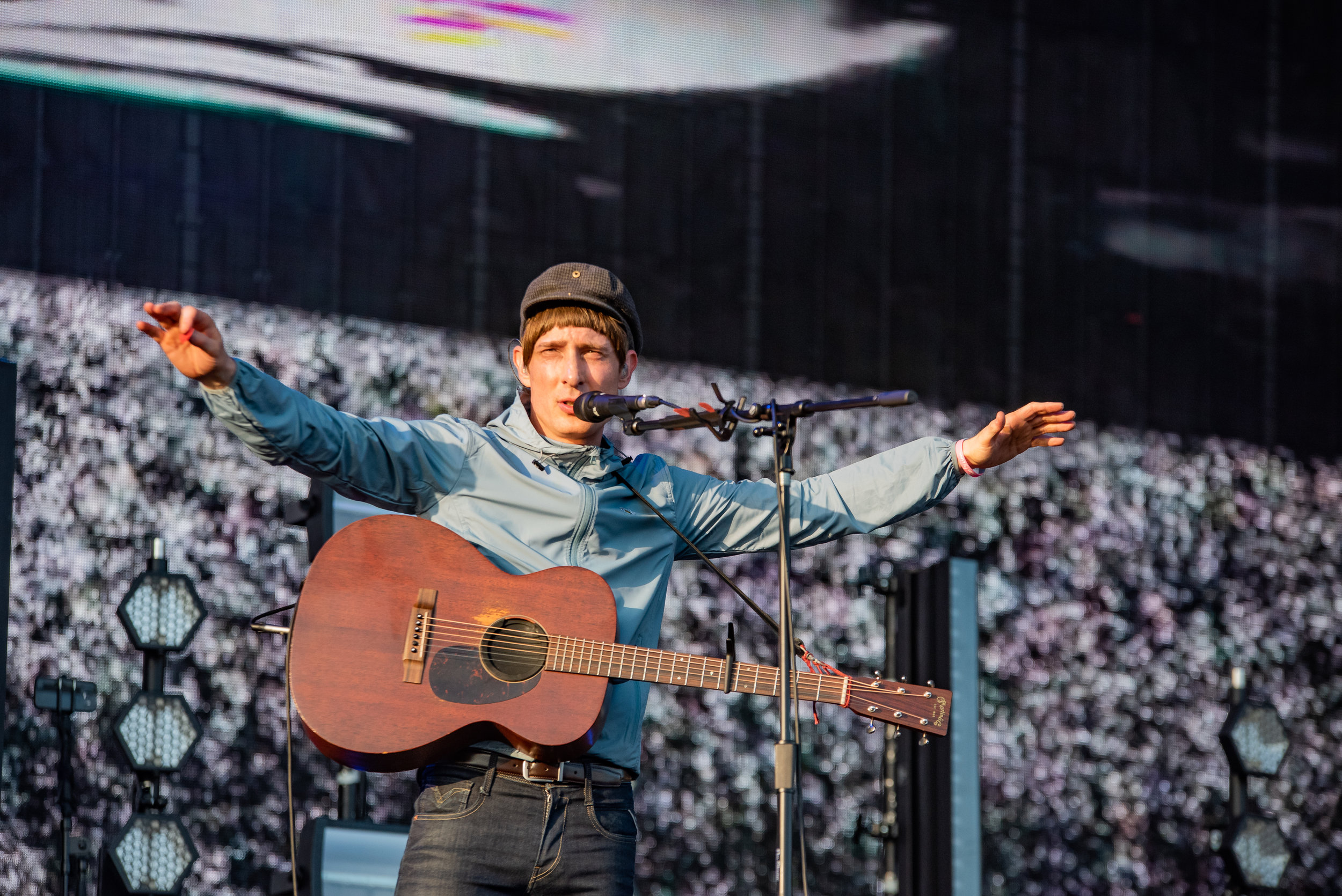 GERRY CINNAMON PERFORMING AT TRNSMT FESTIVAL 2019  Picture By: Bazza Mils