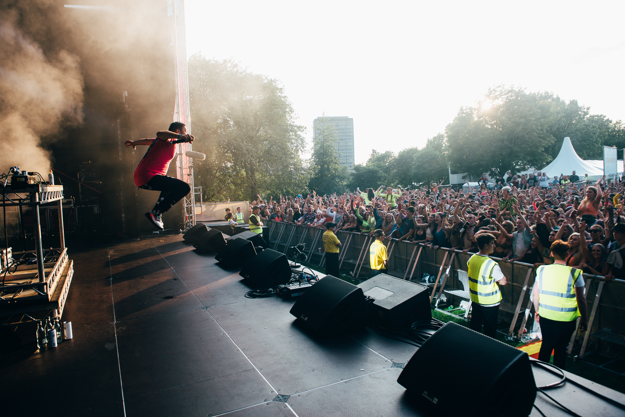 EXAMPLE PERFORMING AT TRNSMT FESTIVAL 2019  Picture By: Gaelle Beri