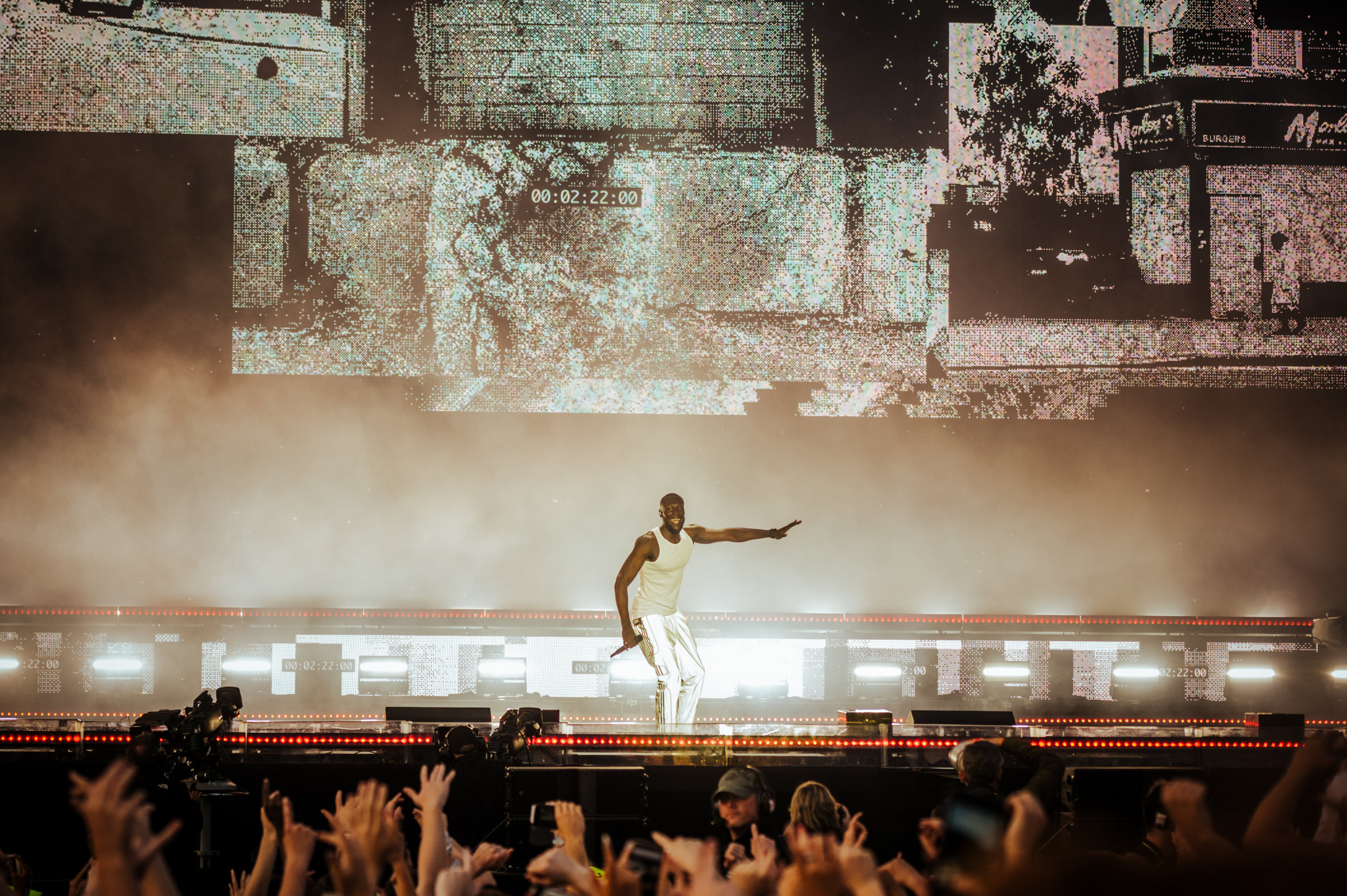 STORMZY PERFORMING AT TRNSMT FESTIVAL 2019  Picture By: Gaelle Beri