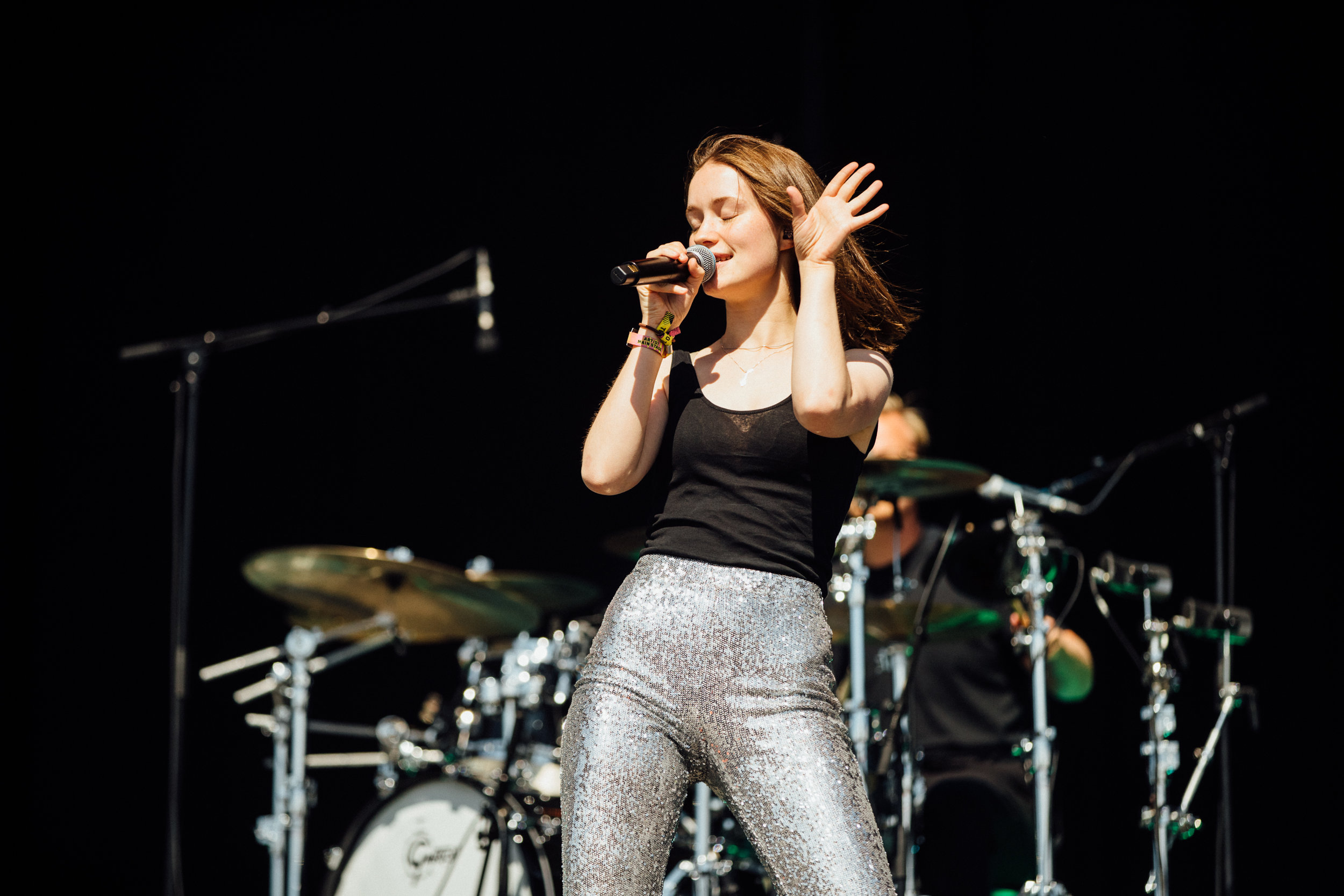 SIGRID PERFORMING AT TRNSMT FESTIVAL 2019  Picture By: Ryan Buchanan