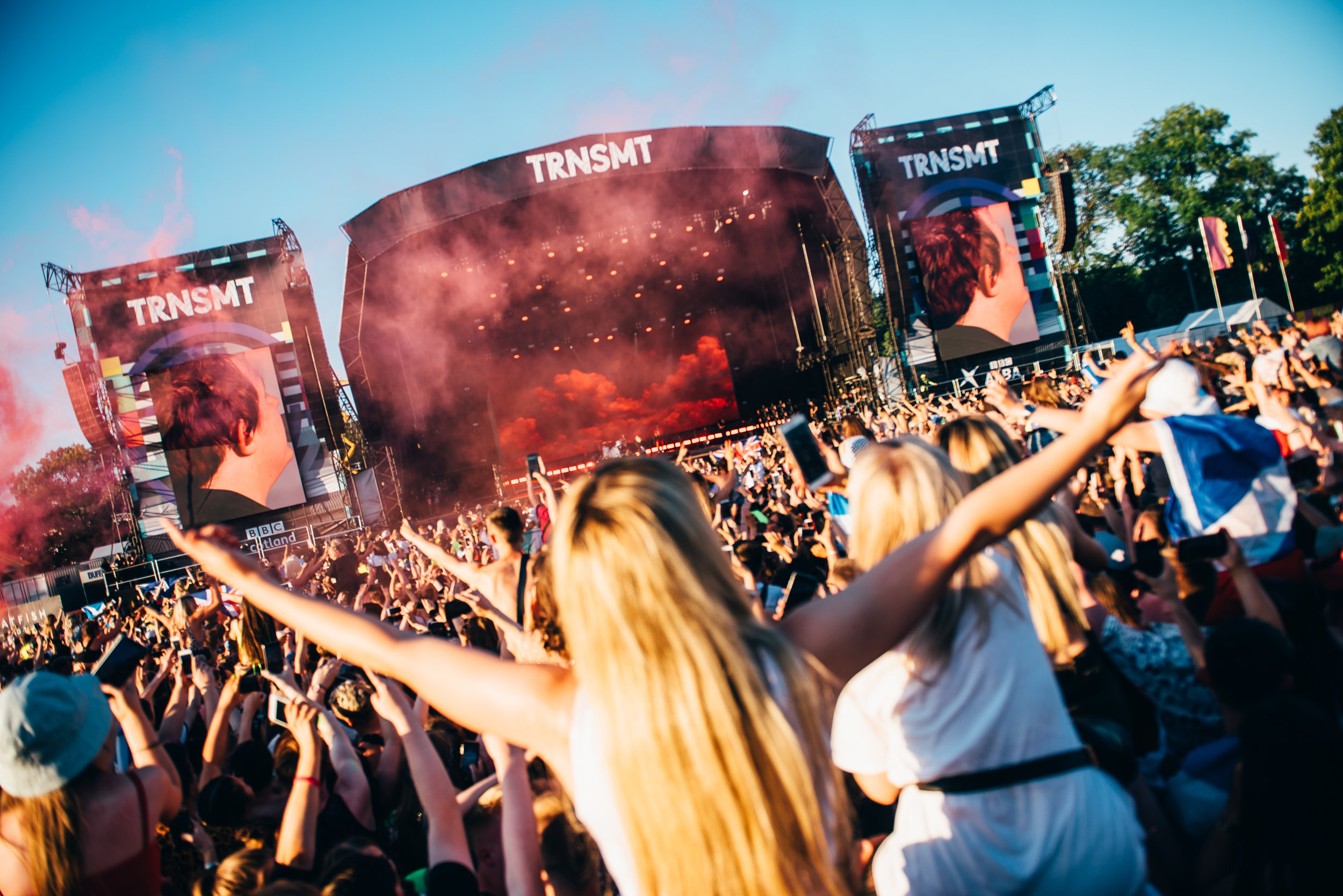 LEWIS CAPALDI PERFORMING AT TRNMST FESTIVAL 2019  PICTURE BY: RYAN JOHNSTON