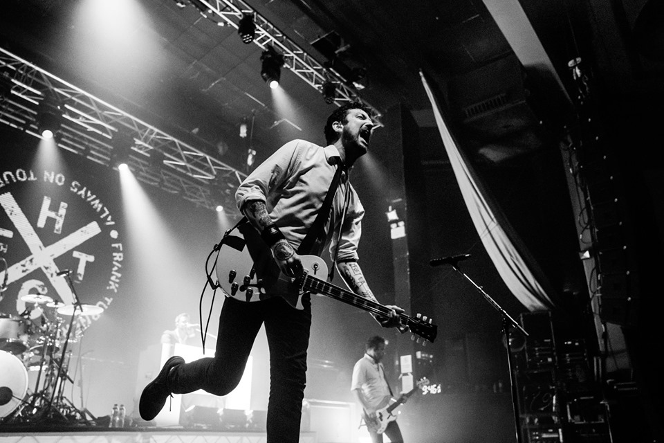 FRANK TURNER & THE SLEEPING SOULS CLOSING FINAL DAY OF WASTELAND FESTIVAL 2019 AT NEWCASTLE UPON TYNE'S O2 ACADEMY - 13-07-2019  PICTURE BY: CALLUM ROBINSON PHOTOGRAPHY @COAST TO COAST PHOTOGRAPHY