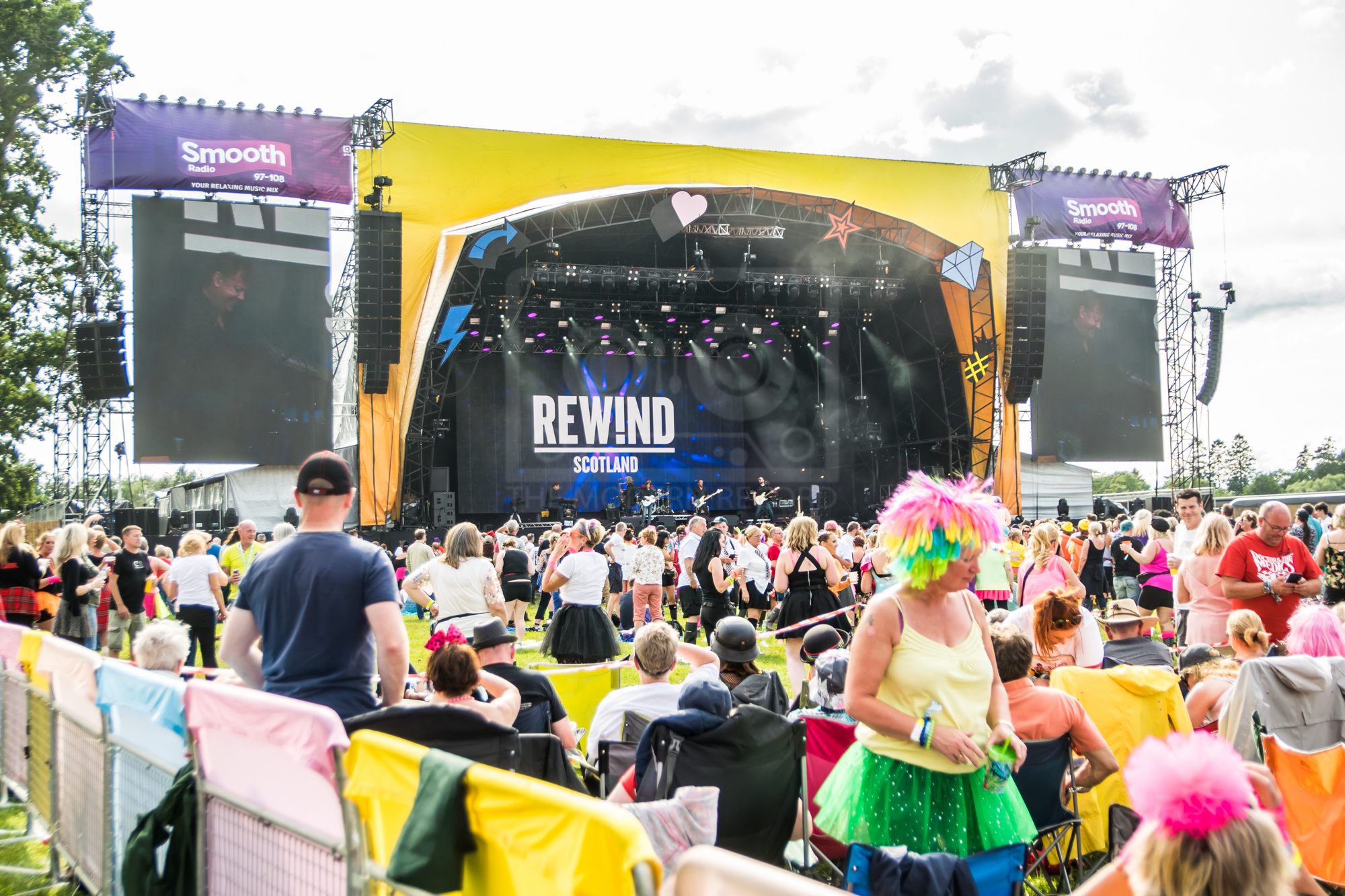 REWIND FESTIVAL SCOTLAND! 2019  PICTURE BY: STEPHEN WILSON PHOTOGRAPHY