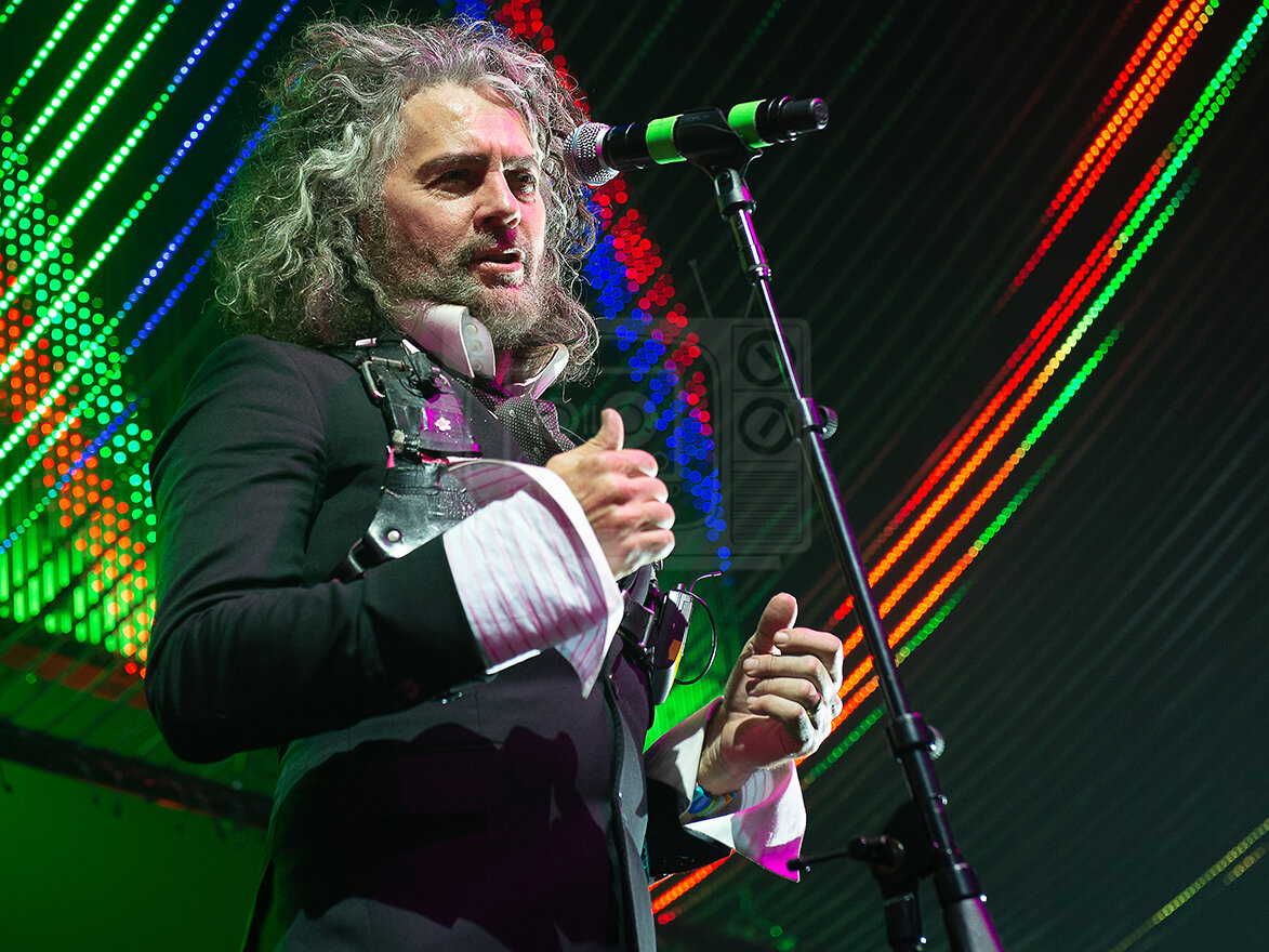 THE FLAMING LIPS PERFORMING AT EDINBURGH'S USHER HALL - 05.09.2019  PICTURE BY: STUART WESTWOOD PHOTOGRAPHY