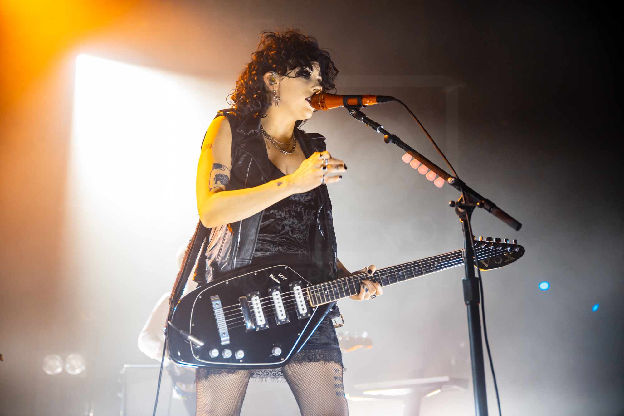 PALE WAVES PERFORMING AT MANCHESTER ACADEMY - 27.09.2019  PICTURE BY: | KIRSTY LEANNE PHOTOGRAPHY