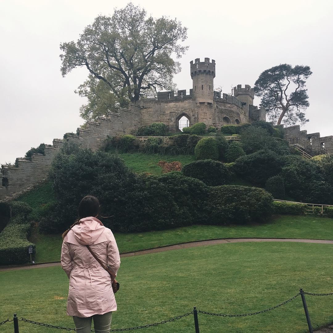 friday-five-warwick-castle