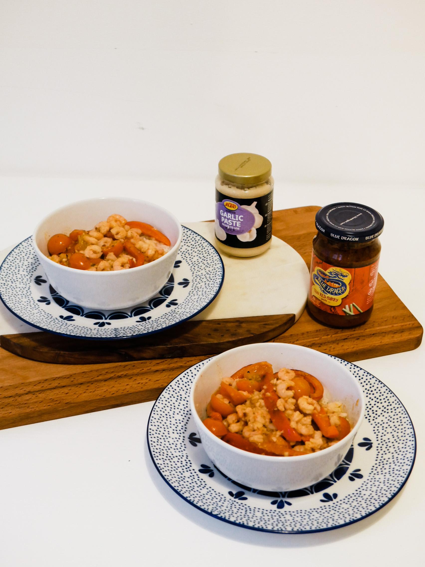 Thai Red Prawn Curry Recipe