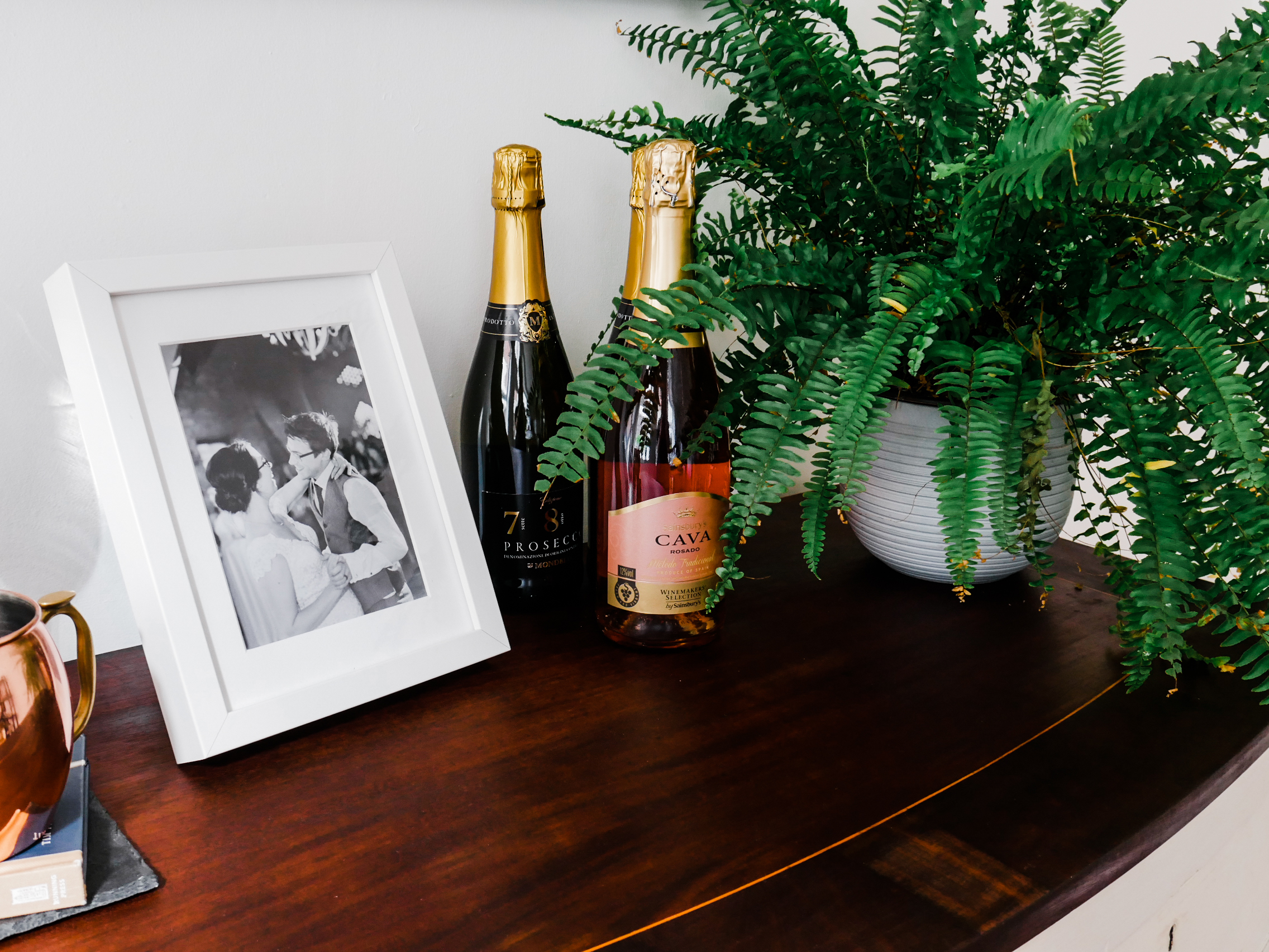 DIY Bar Cabinet Upcycle Project & Pimm's RecipeHow we upcycled a chest of drawers into a bar cabinet with a wine rack, plus a delicious British cocktail, perfect for summertime
