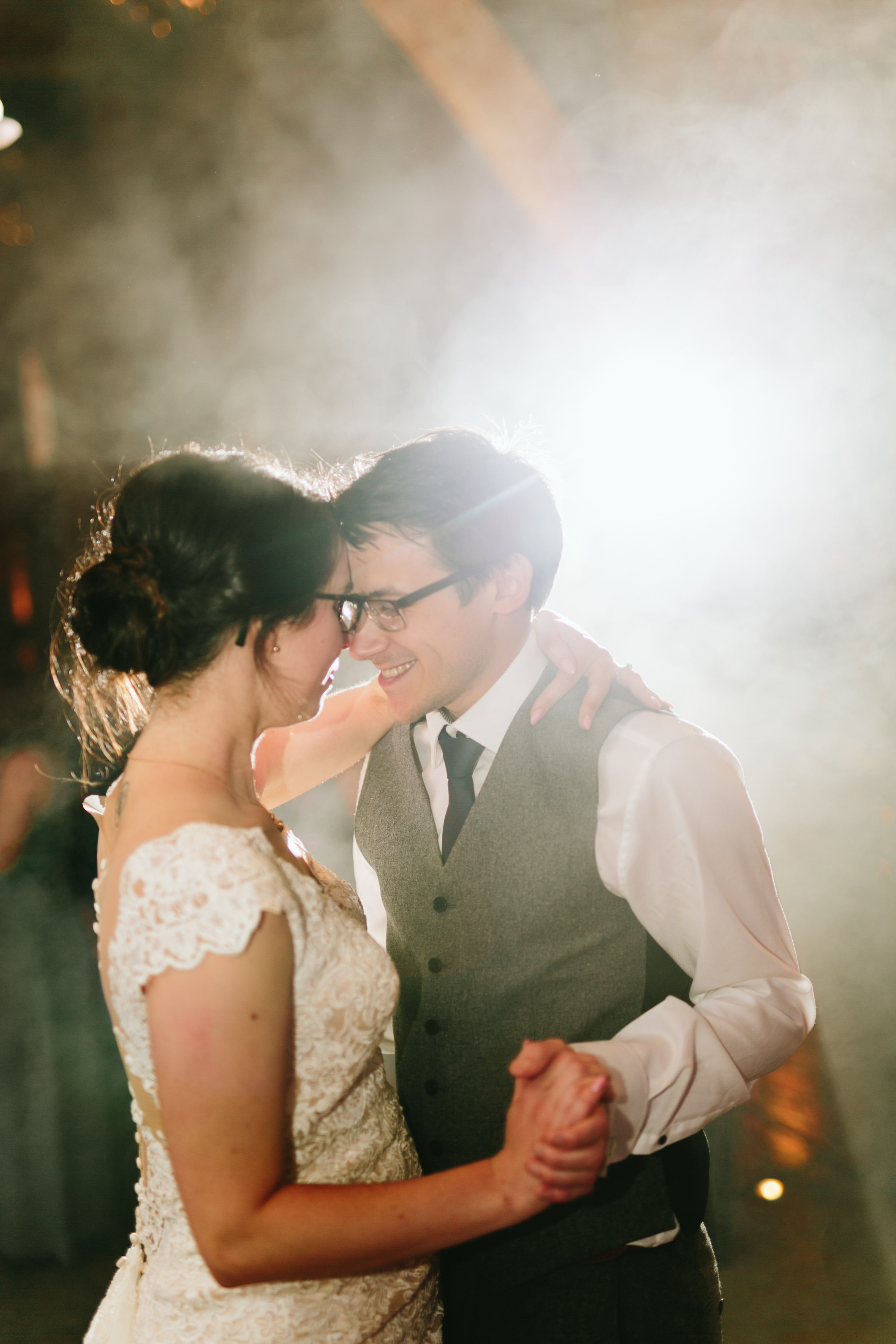 The Best Little Details from Our Wedding - How We Made Our Wedding Incredibly Personal - Choosing the First Dance Song