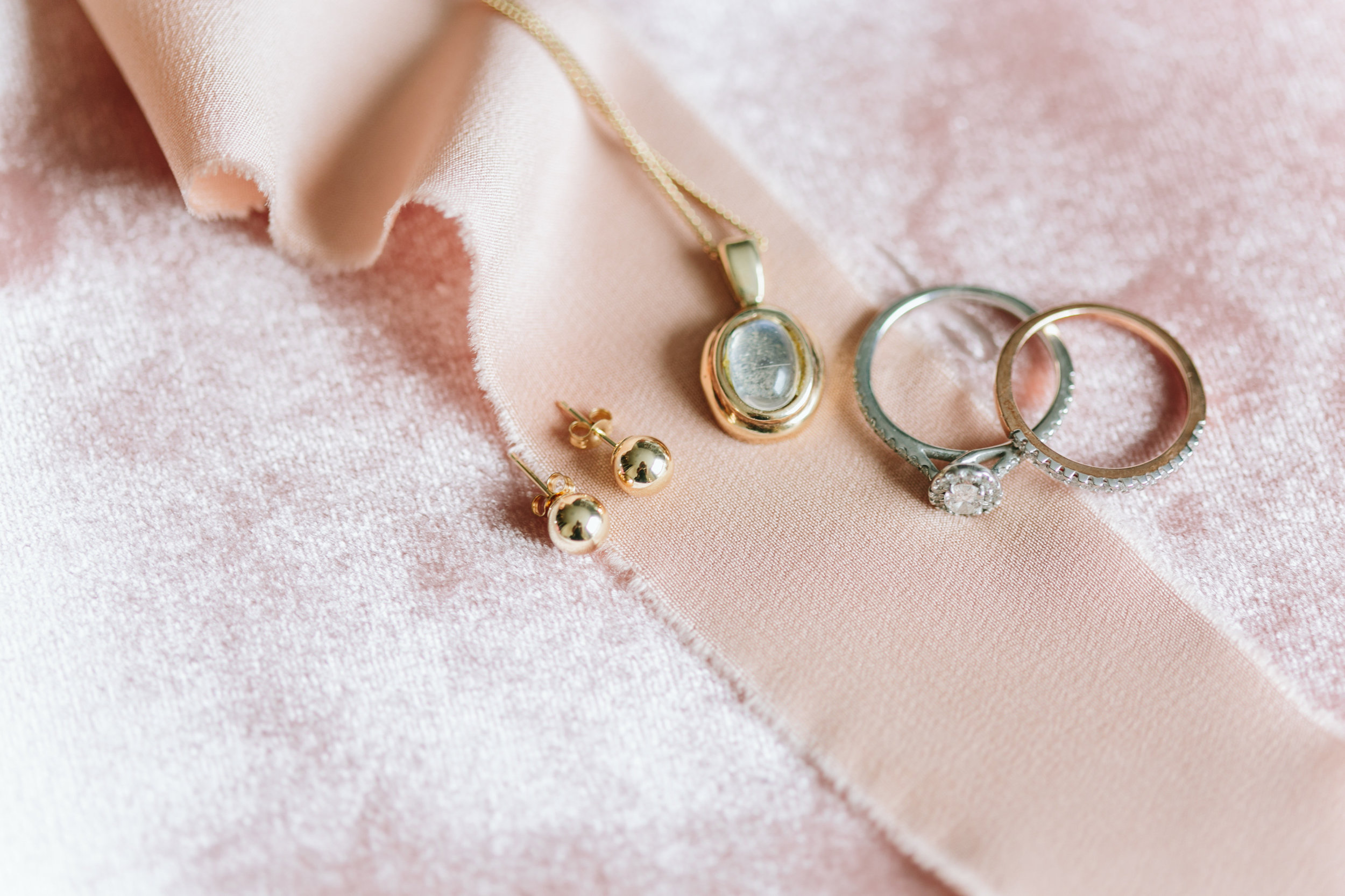 The Best Little Details from Our Wedding - How We Made Our Wedding Incredibly Personal - Something Old, Something Borrowed