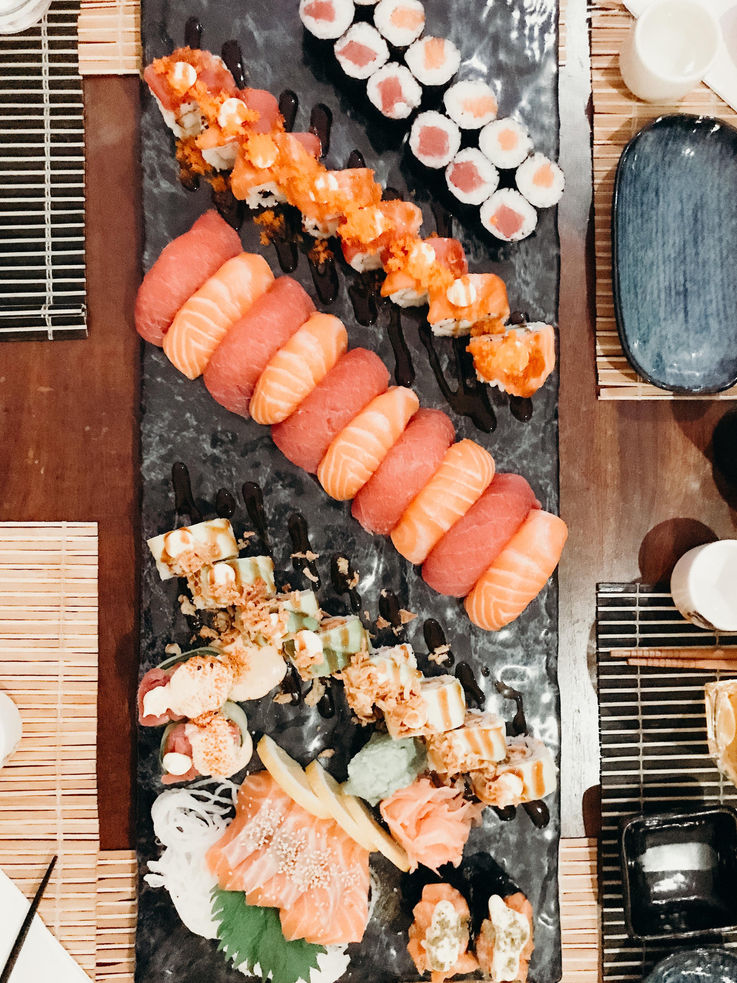 Summer 2018 Highlights - Sushi Passion Birmingham