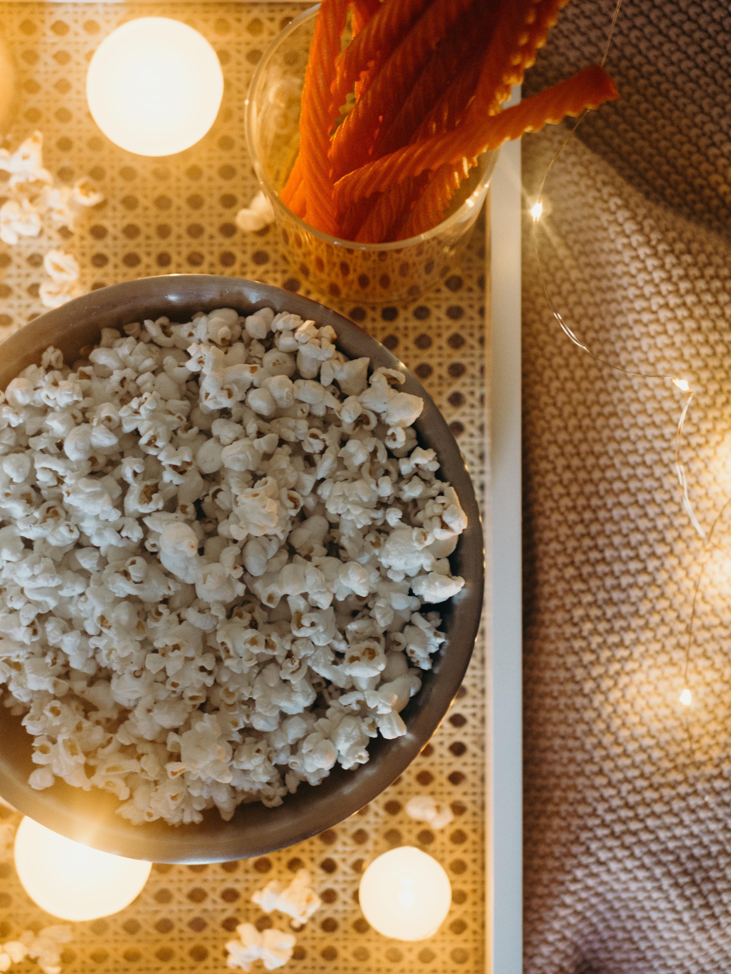 DIY Cozy Movie Night at Home