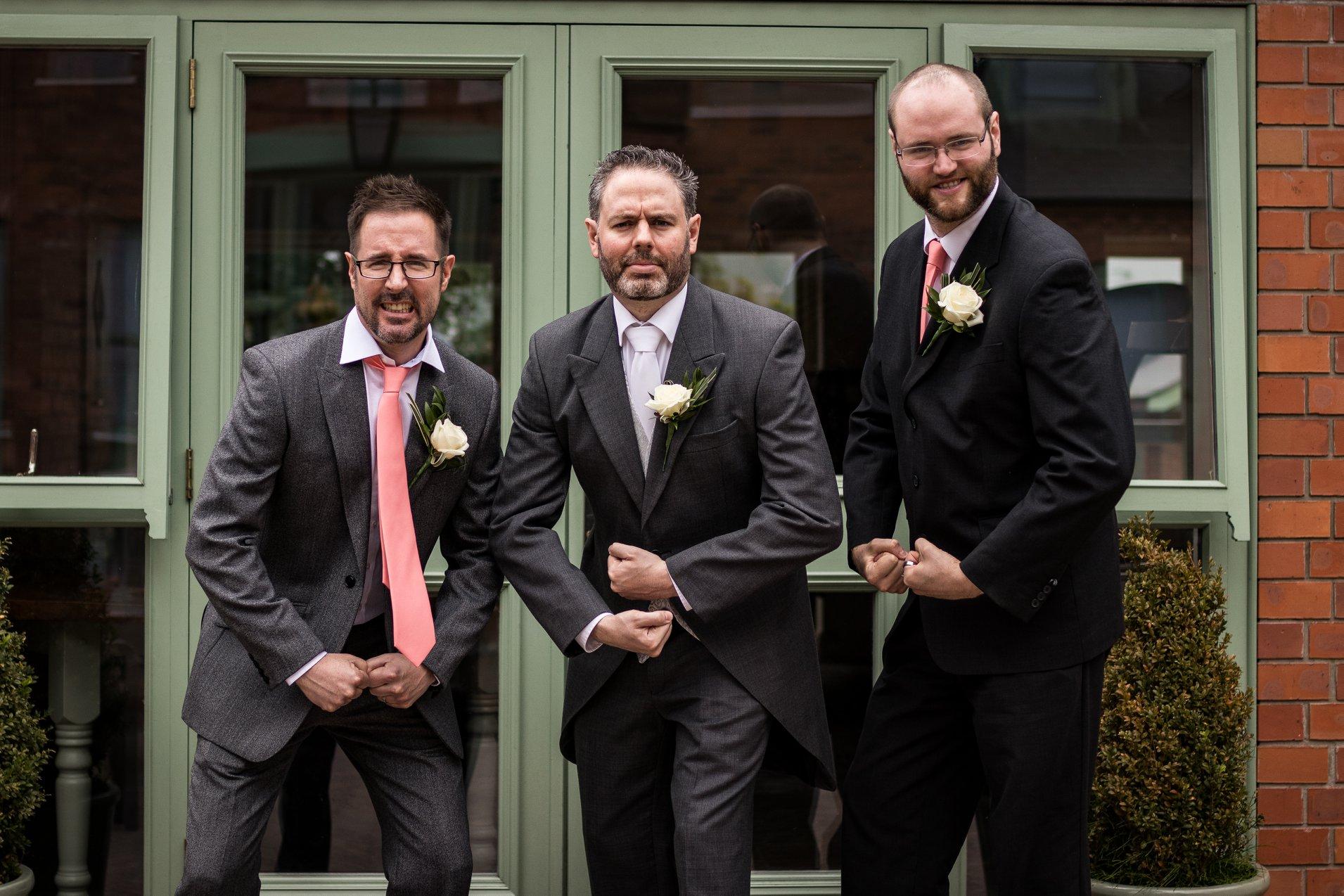Paul + Aimee's Wedding - Aston Tavern Birmingham, UK - Peter Horrox Photography