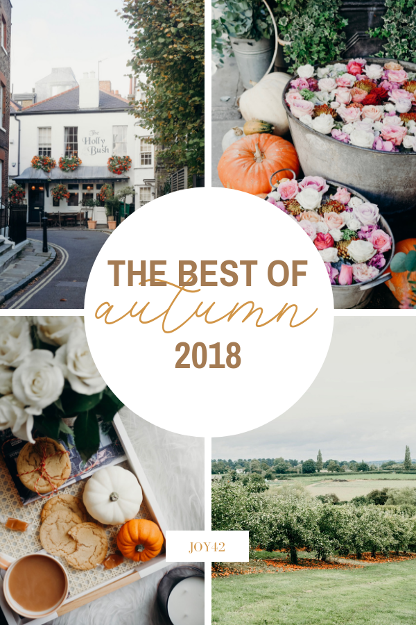 The Best of Autumn 2018