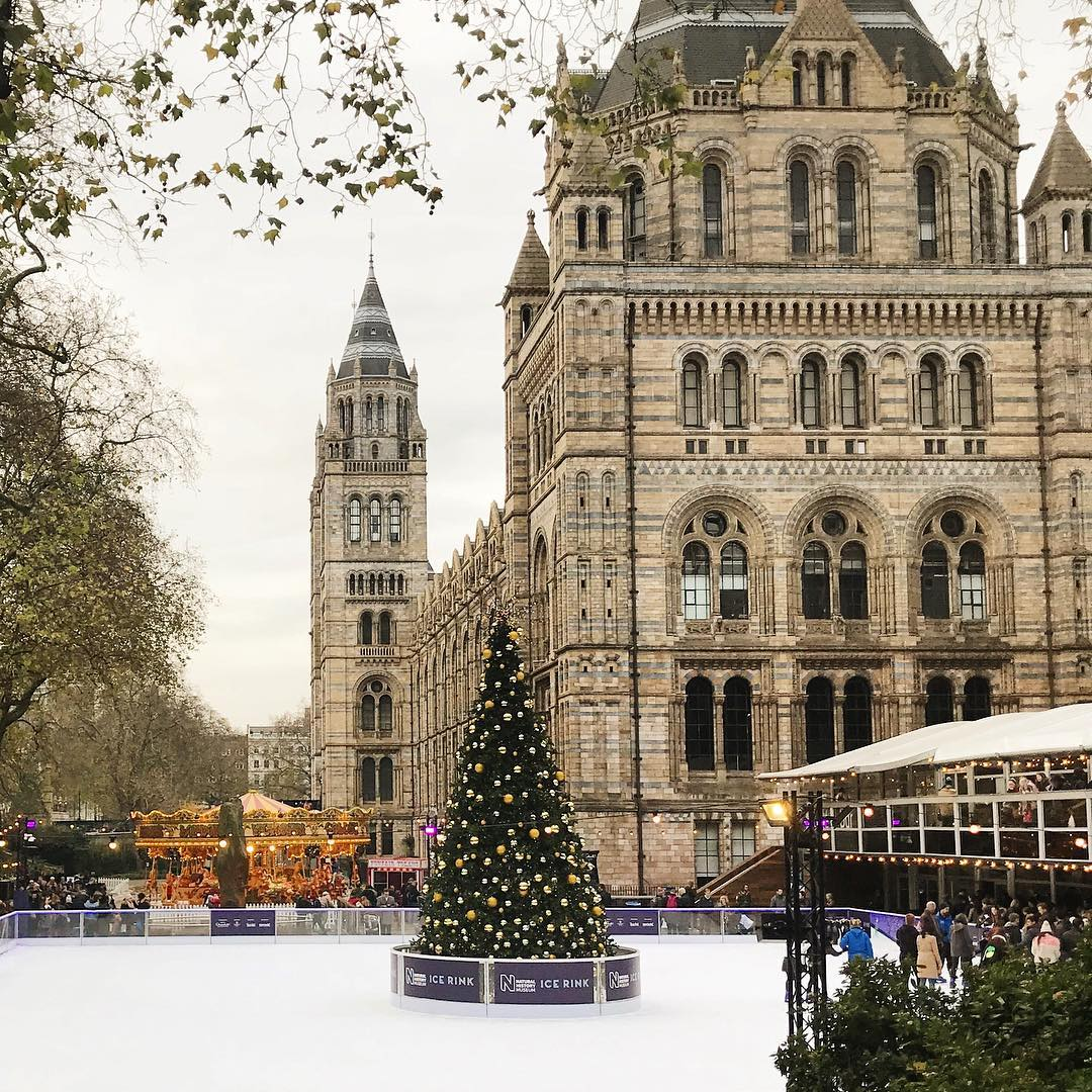 Christmas Bucket List - See London