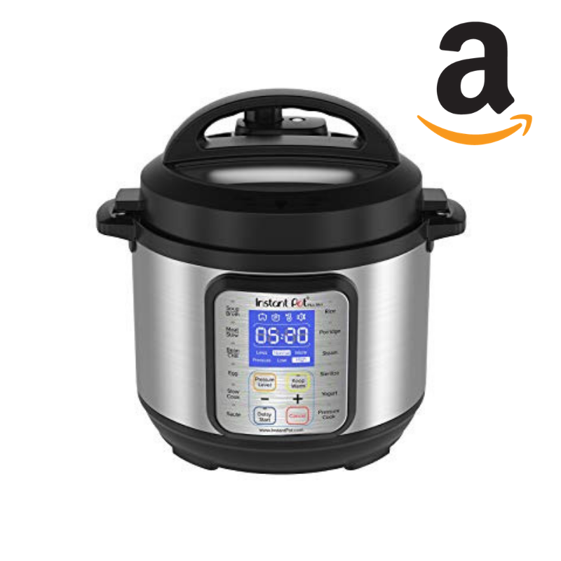 - Get huge savings on an Instant Pot on Amazon.