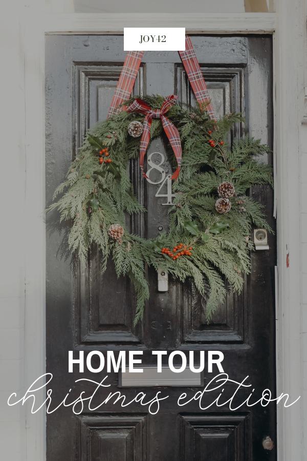 Home Tour: 2018 Christmas Edition