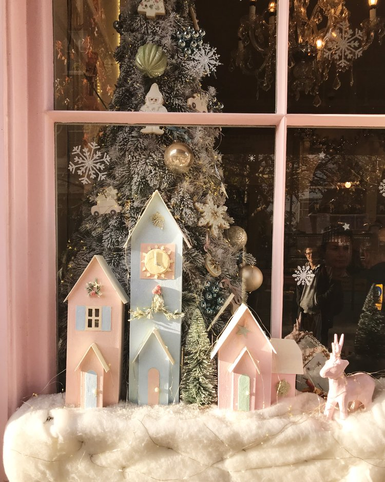 6 Things to Do in London at Christmastime - Peggy Porschen Cakes