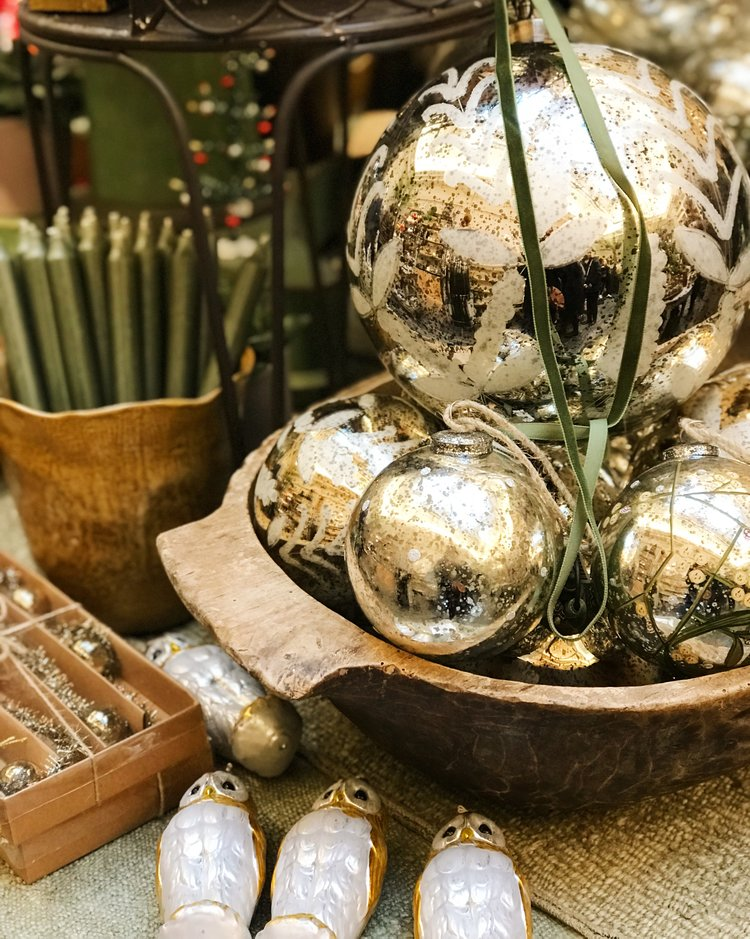 6 Things to Do in London at Christmastime - Petersham Nurseries