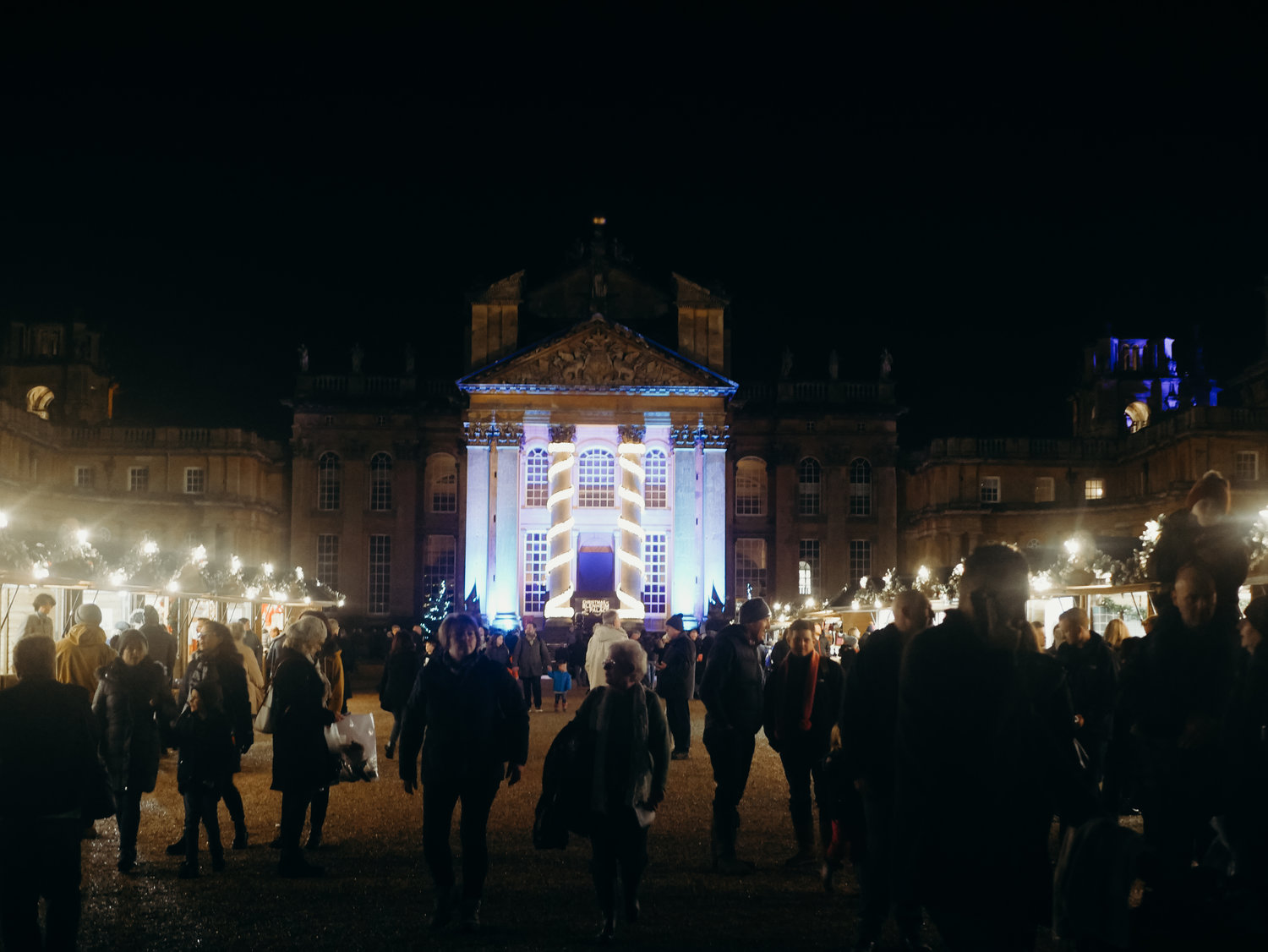 Christmas Bucket List - Visit the Christmas Market, Blenheim Palace