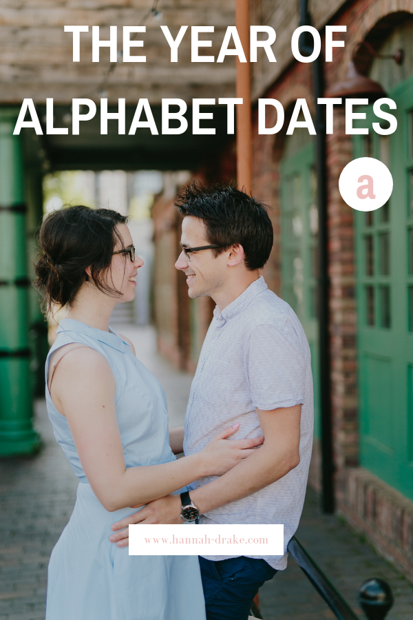 - The most popular post on the blog this month was far and away the first of our Alphabet Date Night posts. We've committed to getting a little more creative with our weekly date nights this year by doing an alphabet date every other week. In January, we did A and B, both of which included activities that Luke and I have never done together! Plus, if you're interested in doing it yourself—or even just want some out-of-the-box date night ideas—I've got a ton that start with A for you at the end of the post!