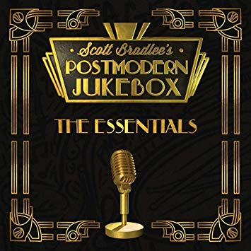 - Our friends introduced us to Scott Bradlee's Postmodern Jukebox and I'm obsessed. They do old timey covers of current songs and it's absolutely amazing. Just imagine what Outkast or Beyonce or Britney Spears would sound like at a Gatsby party. It's going to change the way you play music at a dinner party, I promise.