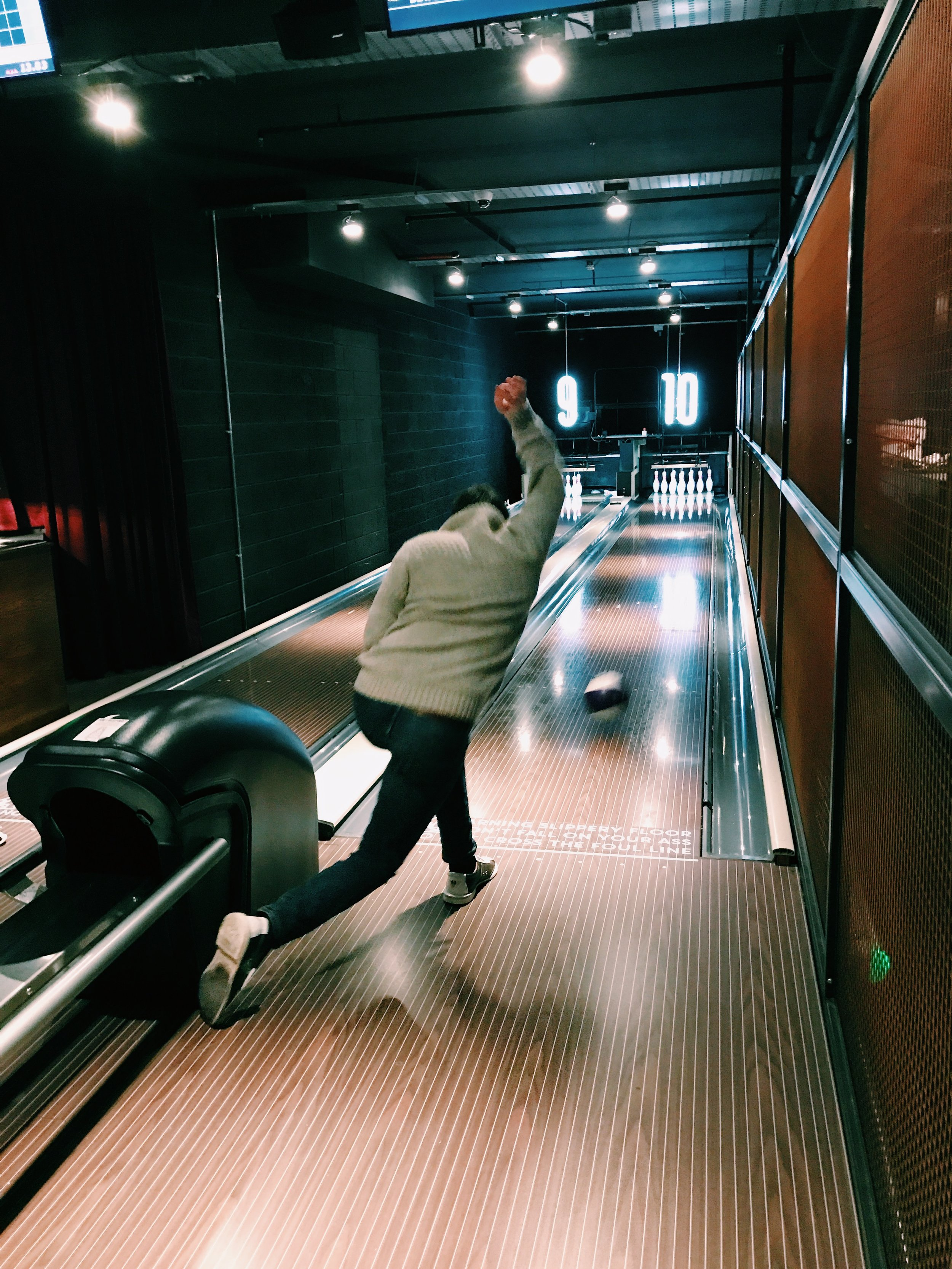 The Year of Alphabet Dates: B - Bowling