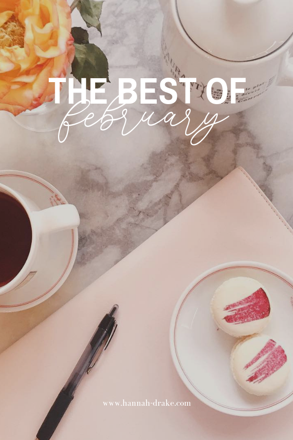 The Best of February 2019