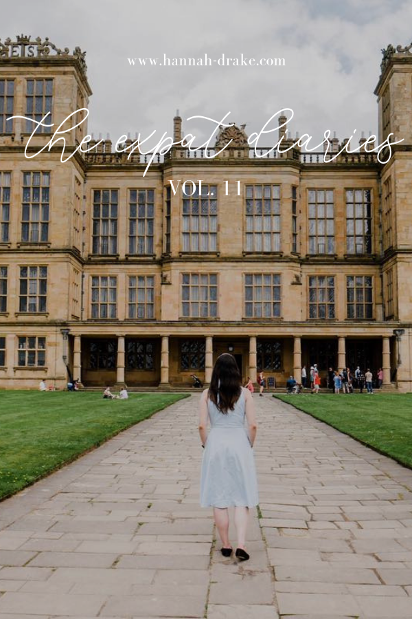The Expat Diaries, Vol. 11 - Hannah Drake
