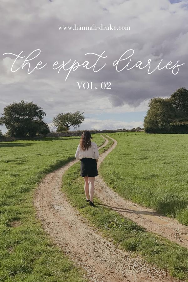 The Expat Diaries, Vol. 02 - Hannah Drake