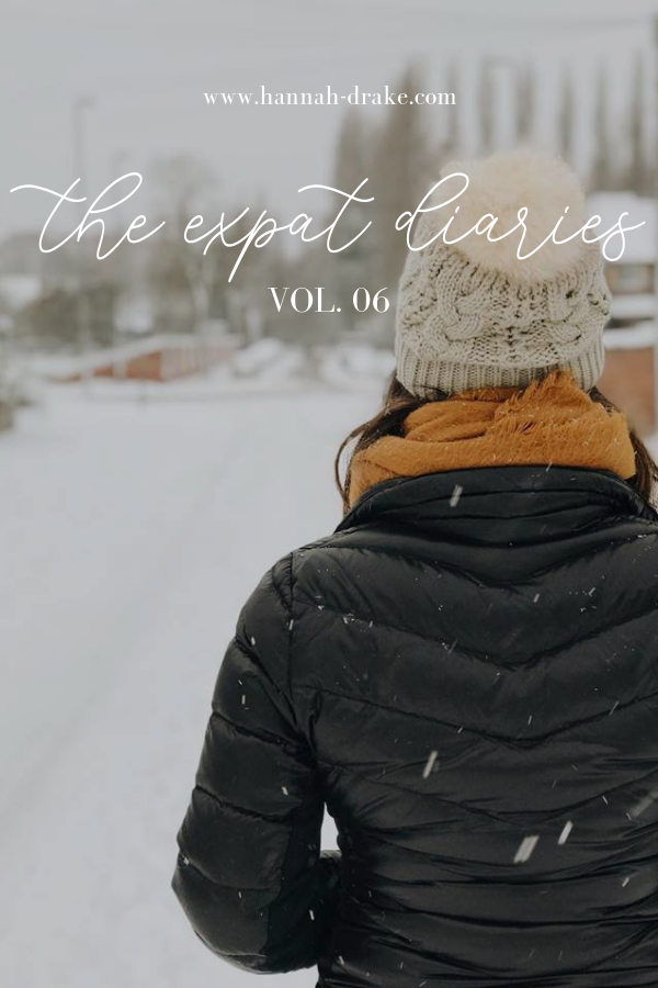 The Expat Diaries, Vol. 06 - Hannah Drake