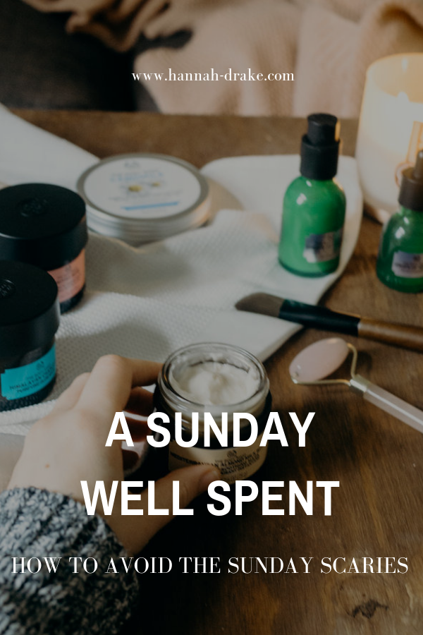 4 Ways to Turn Sunday into Your Favourite Day of the Week