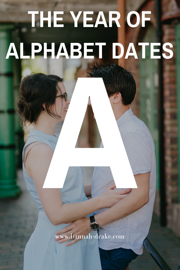 The Year of Alphabet Dates A