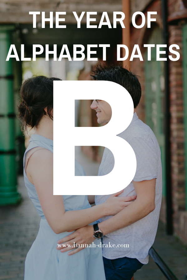 The Year of Alphabet Dates B